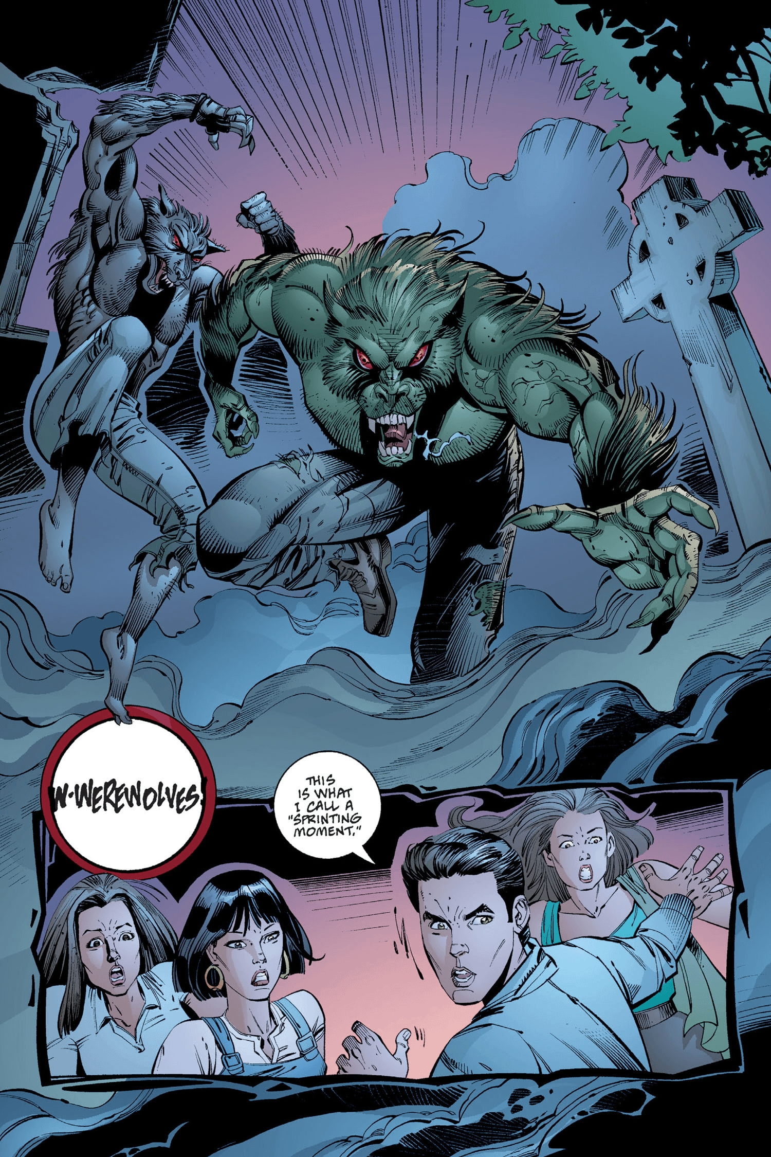 Read online Buffy the Vampire Slayer: Omnibus comic -  Issue # TPB 2 - 272