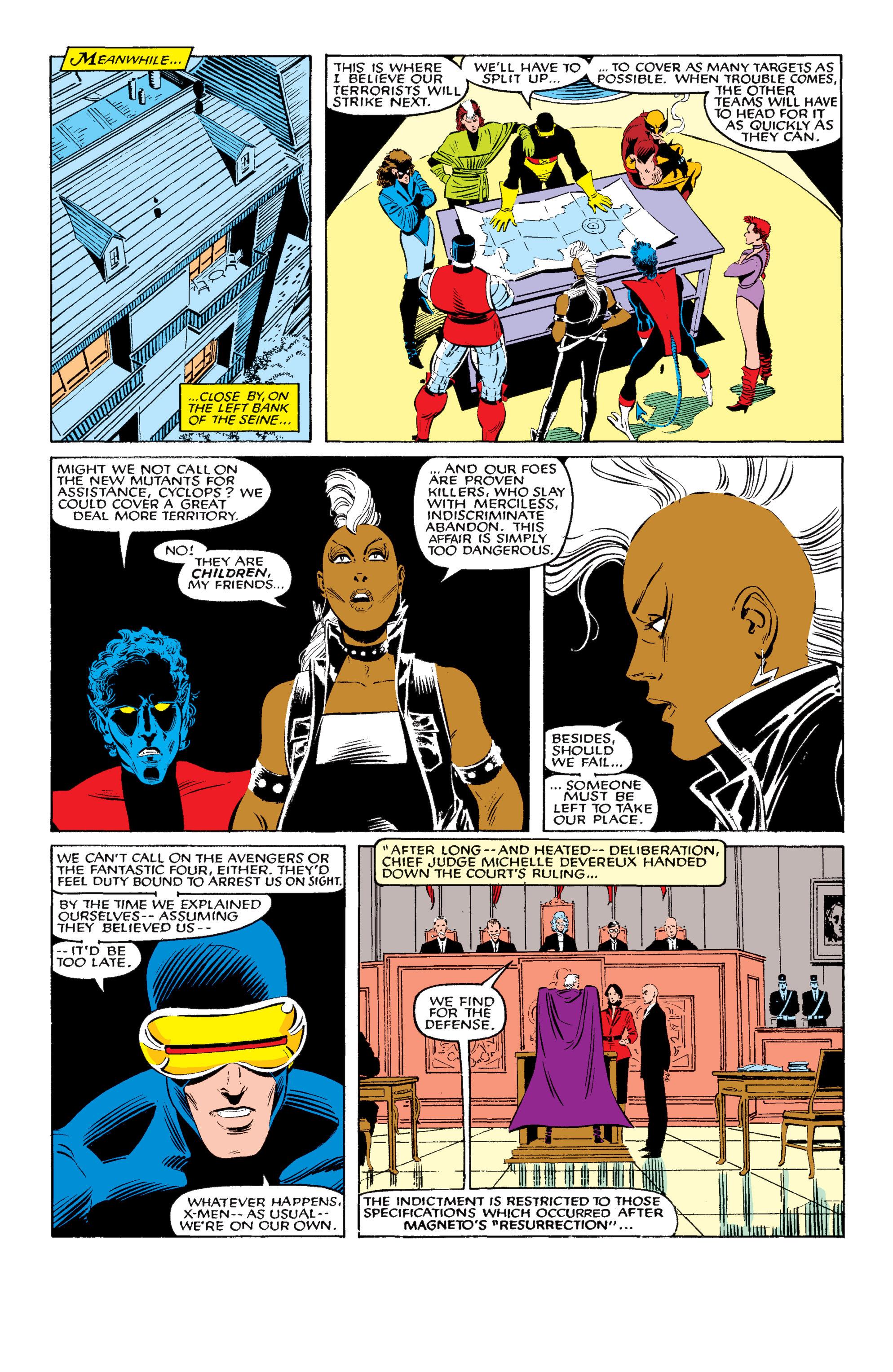 Read online Uncanny X-Men (1963) comic -  Issue #200 - 13