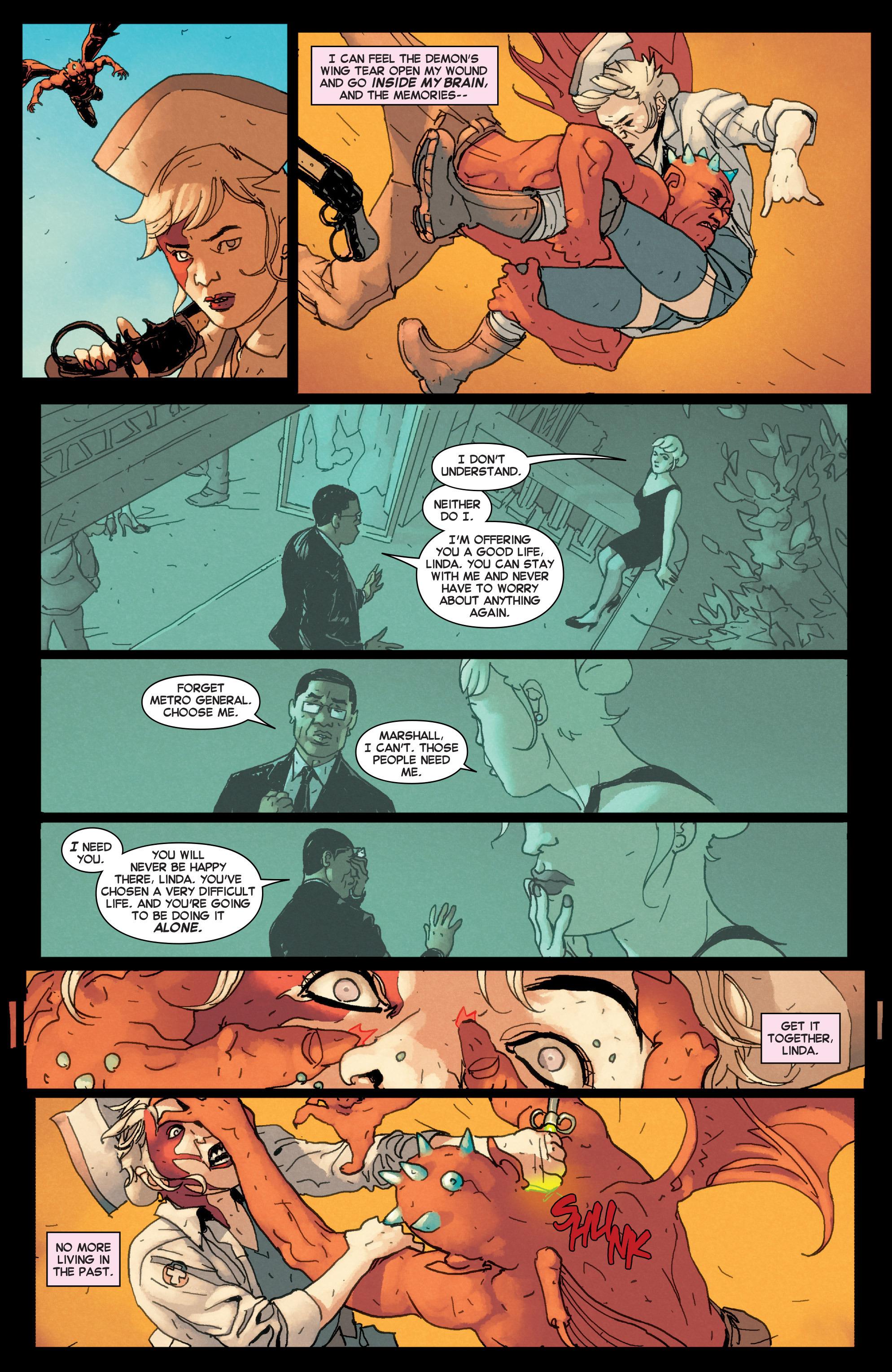 Read online Secret Wars Journal/Battleworld comic -  Issue # TPB - 74