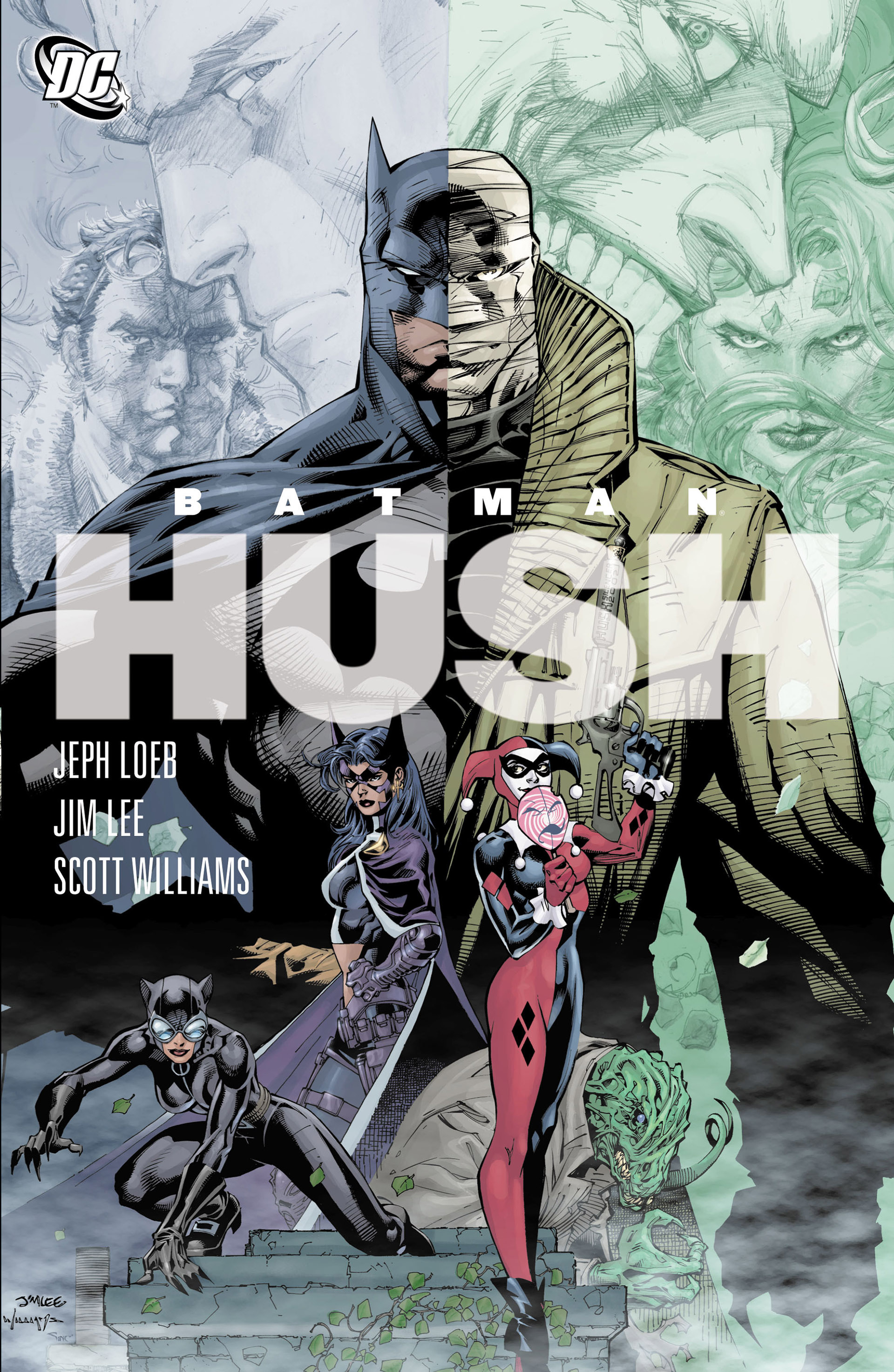 Batman: The Complete Hush Full Page 1