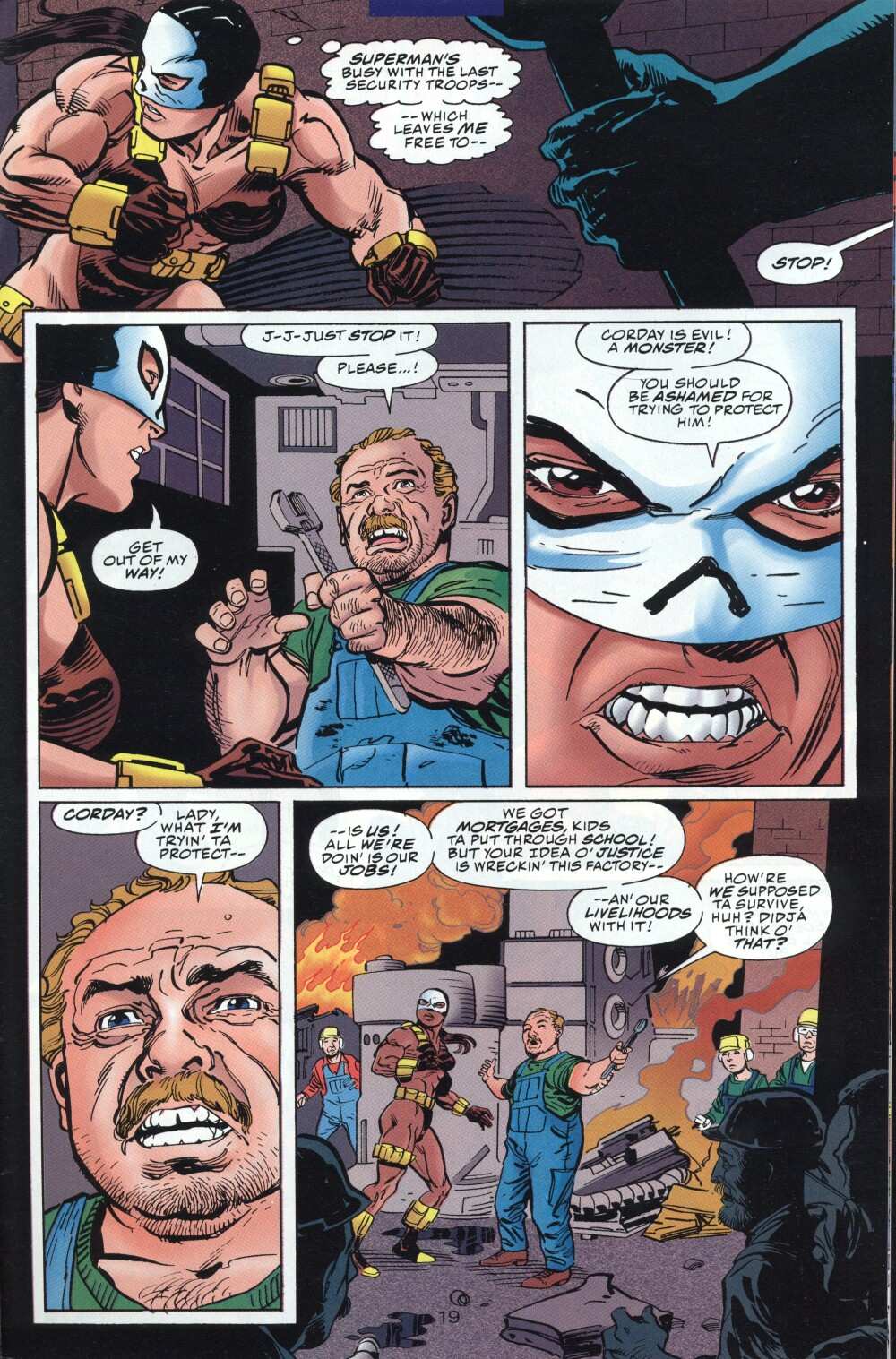 Action Comics (1938) 718 Page 20