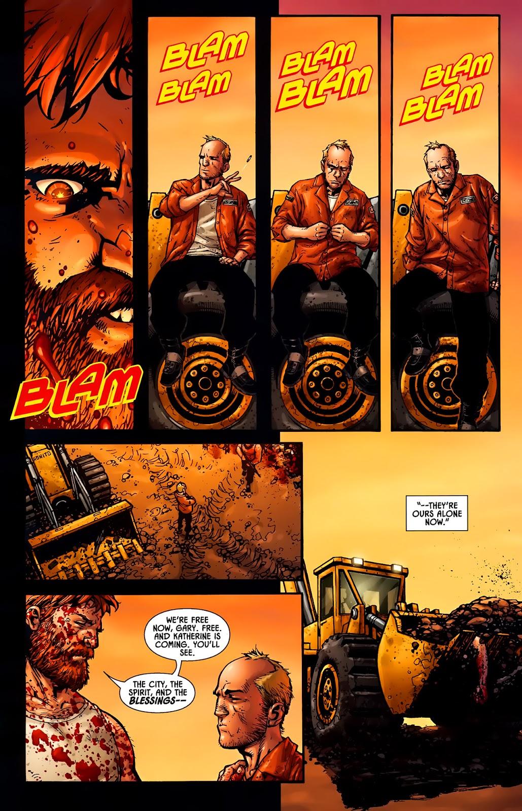 Read online Aliens (2009) comic -  Issue #1 - 20