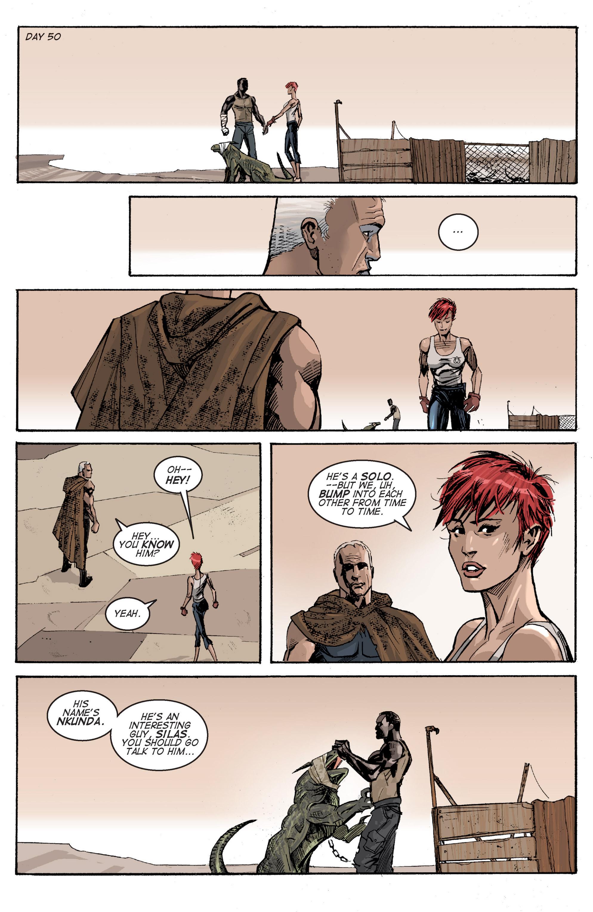 Read online Planetoid comic -  Issue # TPB - 89