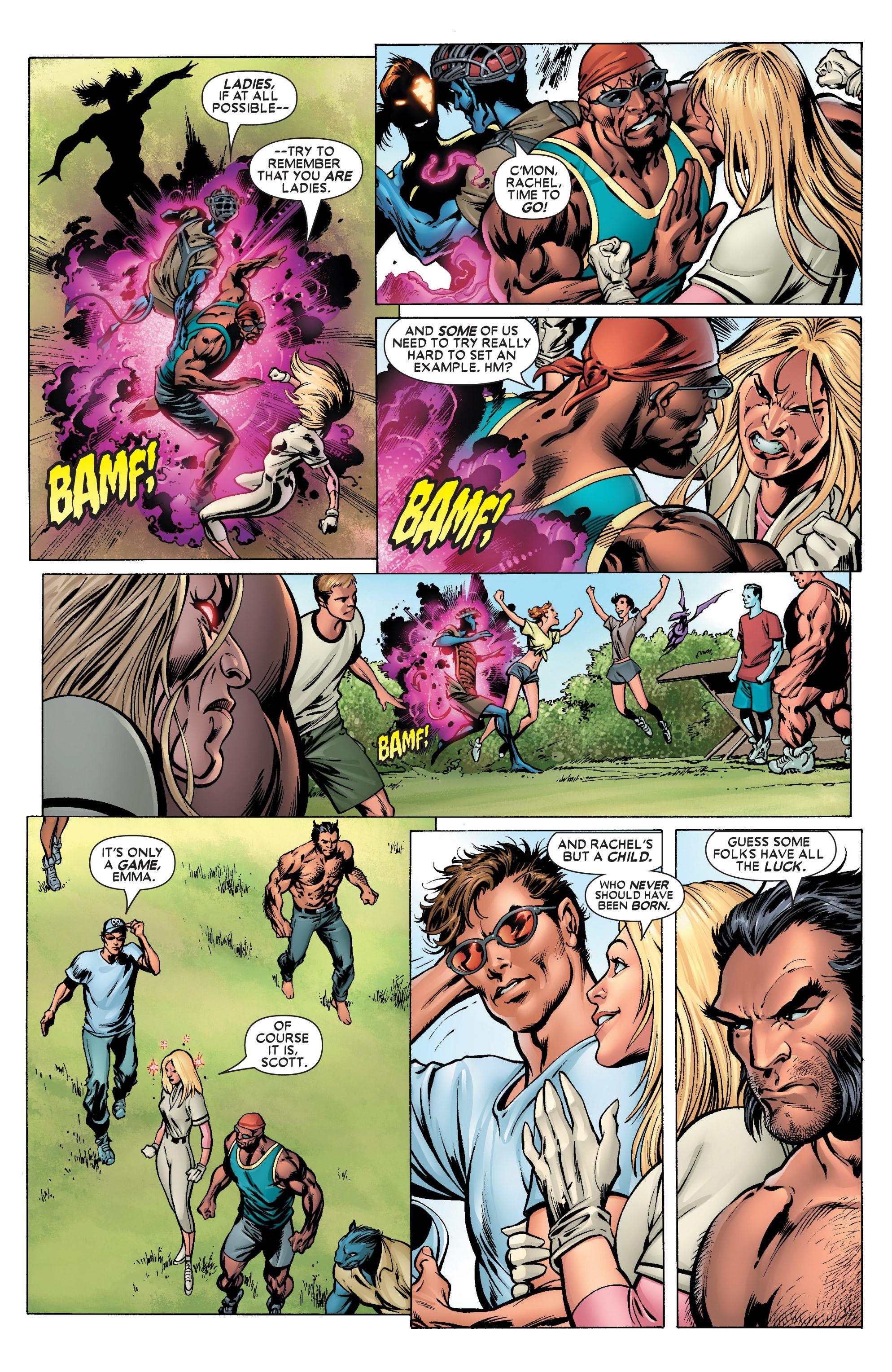 Read online Uncanny X-Men (1963) comic -  Issue #444 - 7