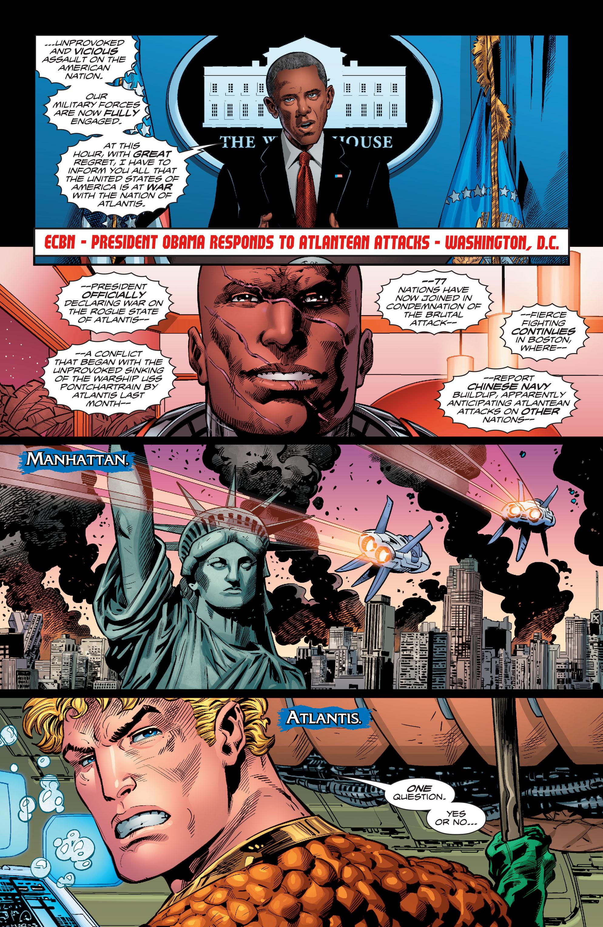 Read online Aquaman (2016) comic -  Issue #12 - 5