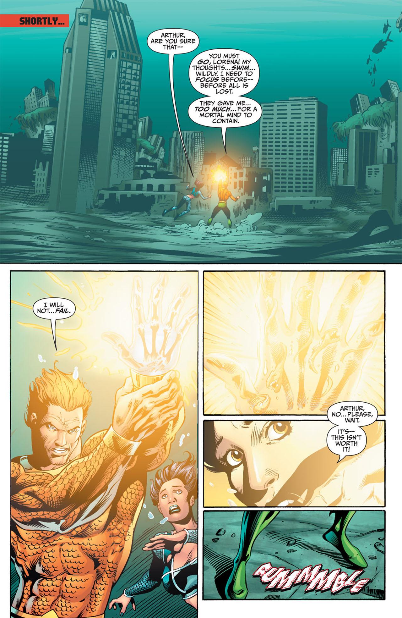 Read online World War III comic -  Issue #2 - 19