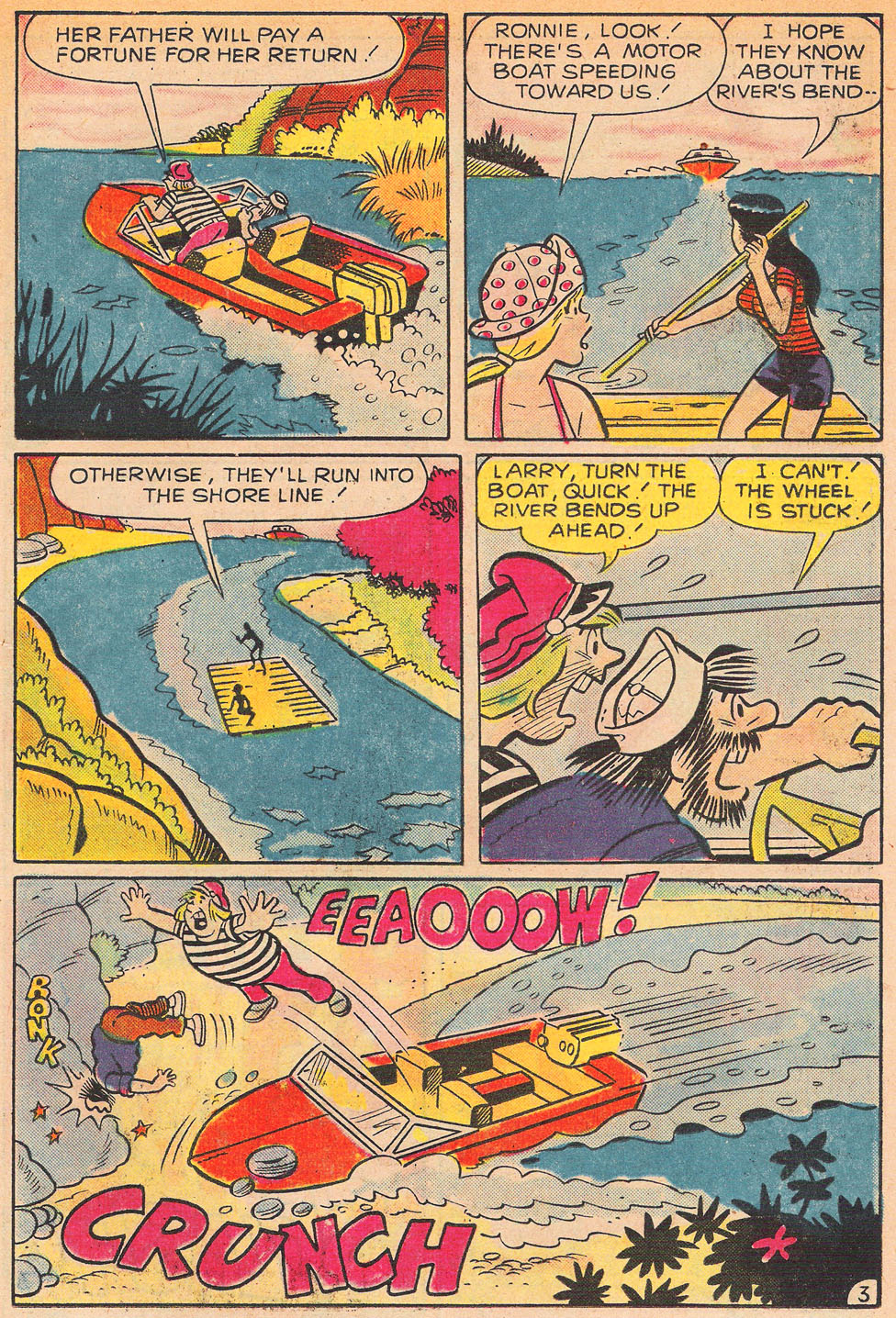 Read online Archie's Girls Betty and Veronica comic -  Issue #239 - 15