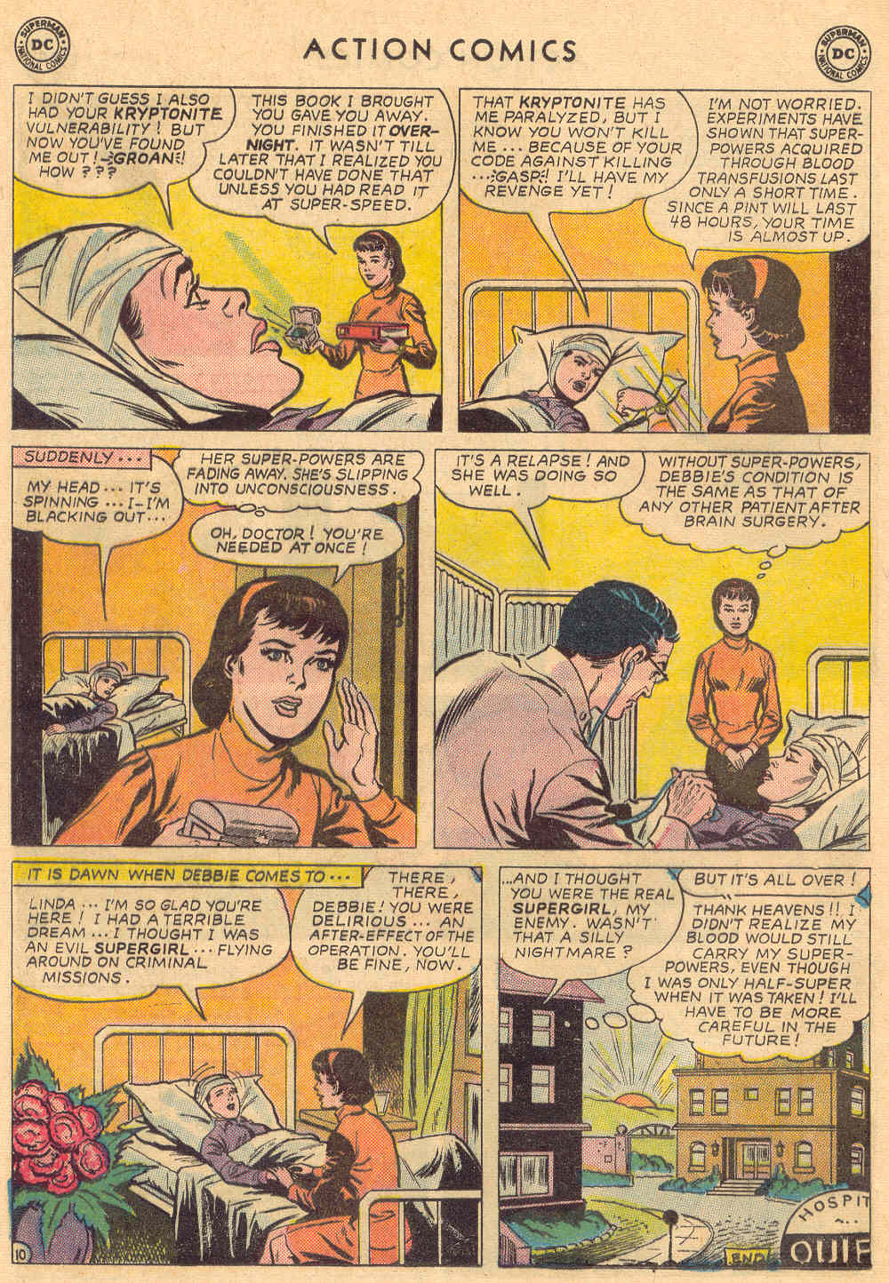 Read online Action Comics (1938) comic -  Issue #321 - 32