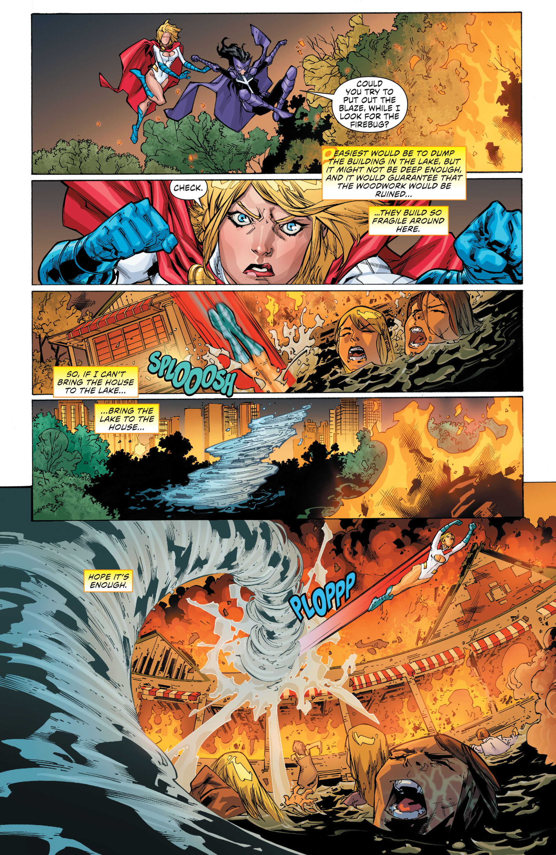 Read online Worlds' Finest comic -  Issue #16 - 15