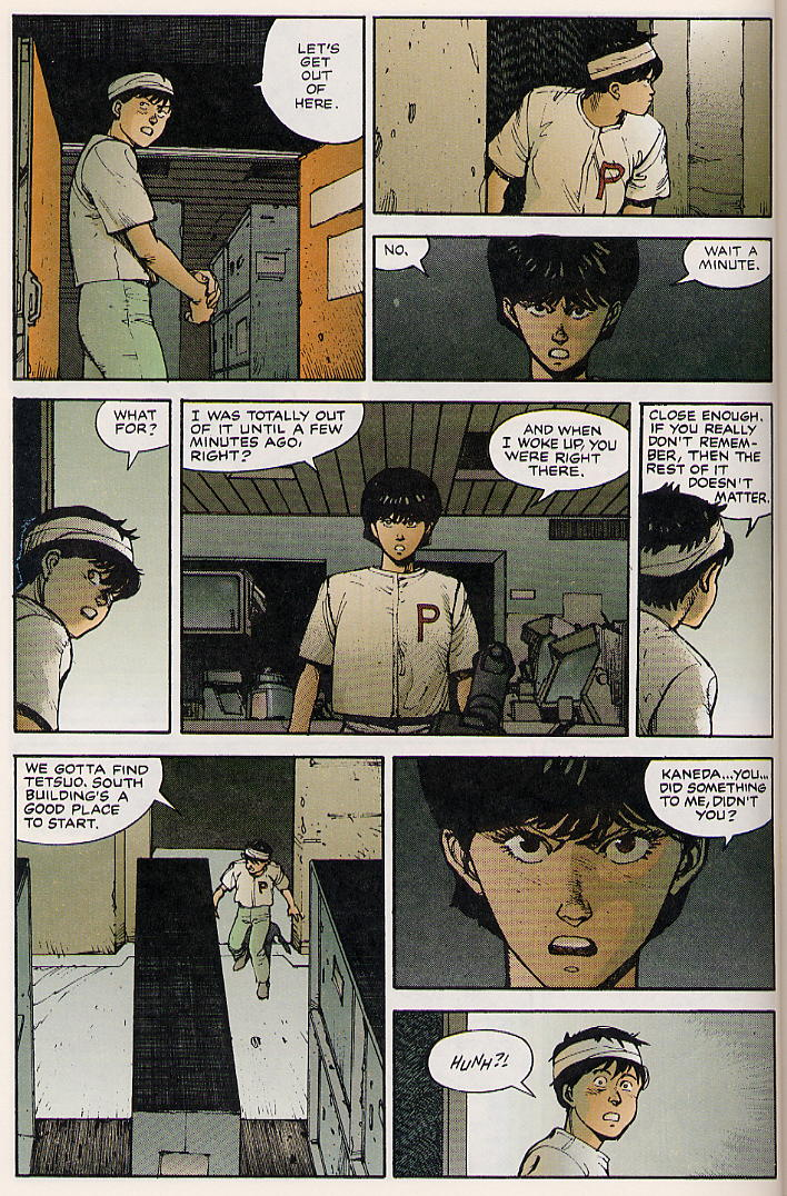 Read online Akira comic -  Issue #8 - 28