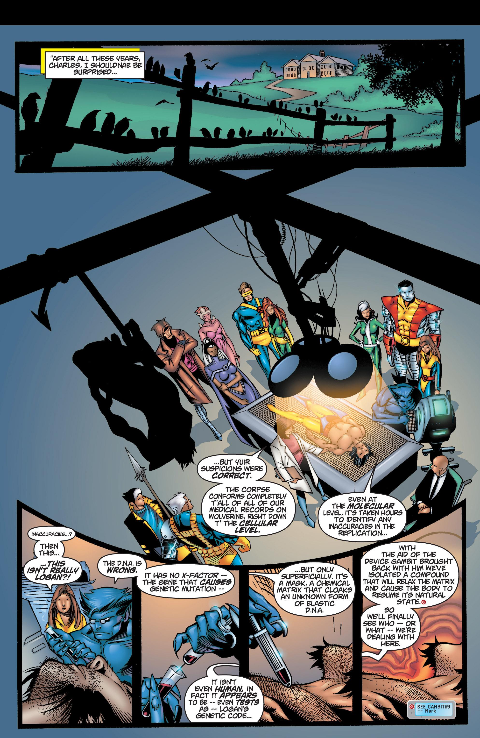 Read online Uncanny X-Men (1963) comic -  Issue #375 - 30