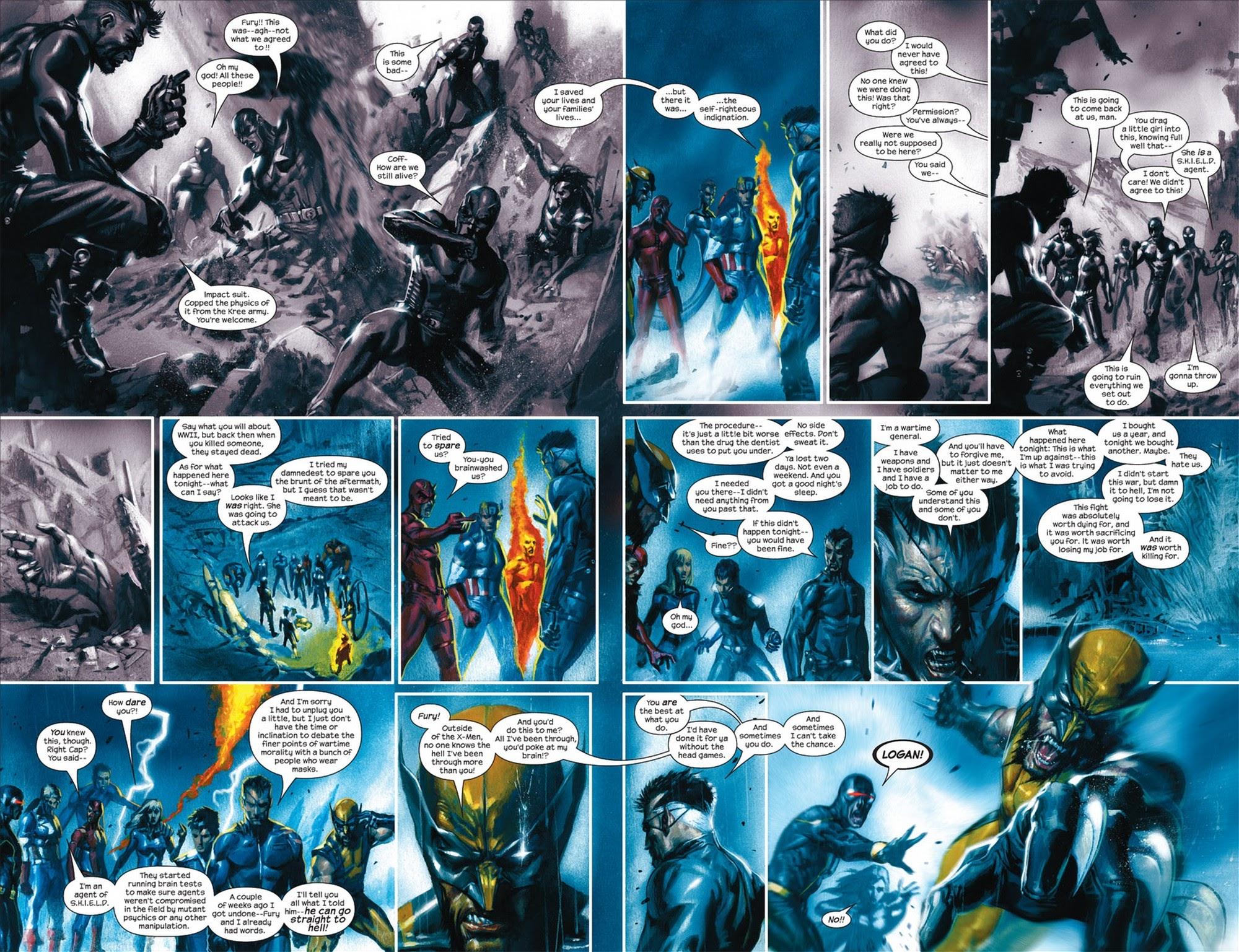 Secret War #5 #6 - English 23