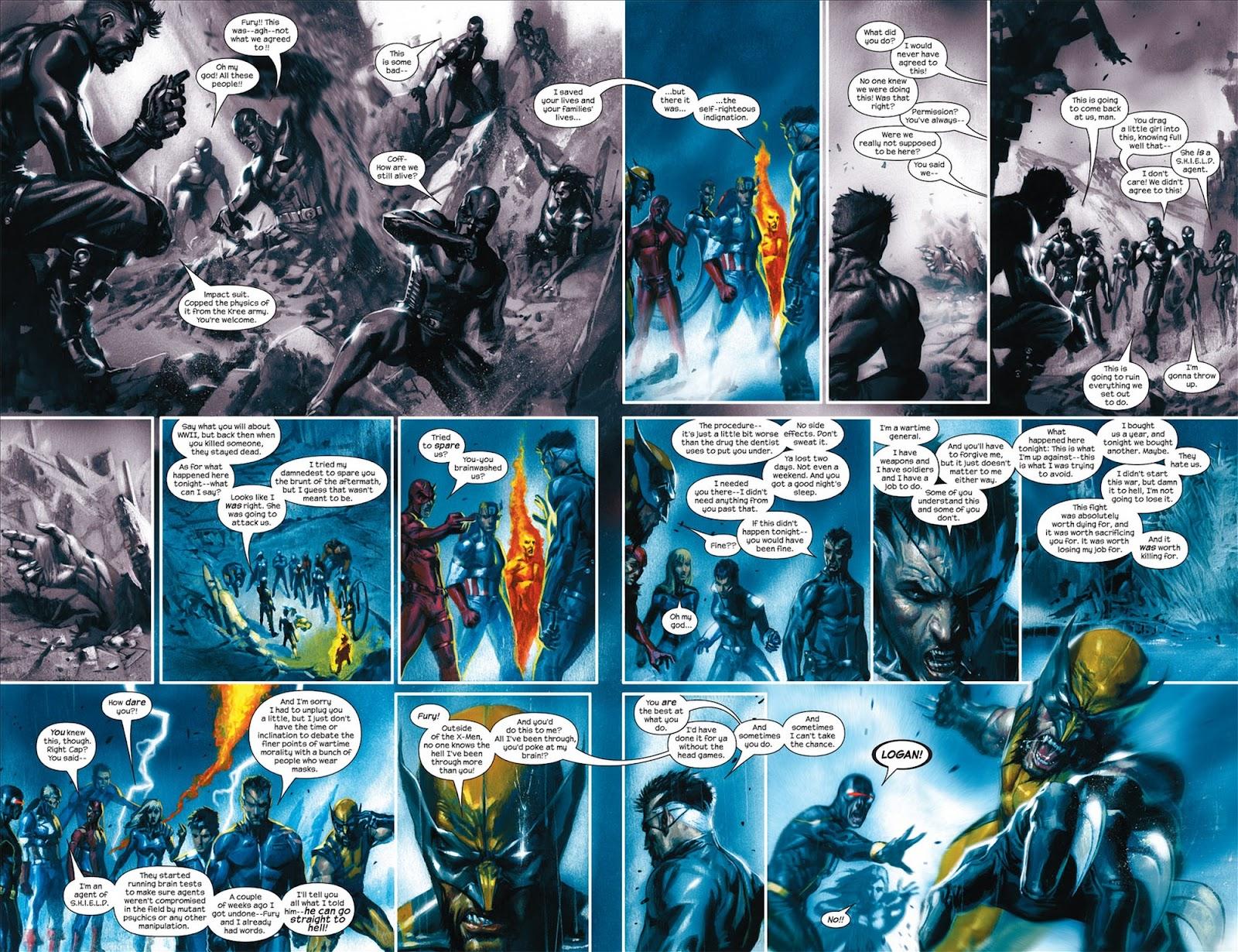 Read online Secret War comic -  Issue #5 - 23