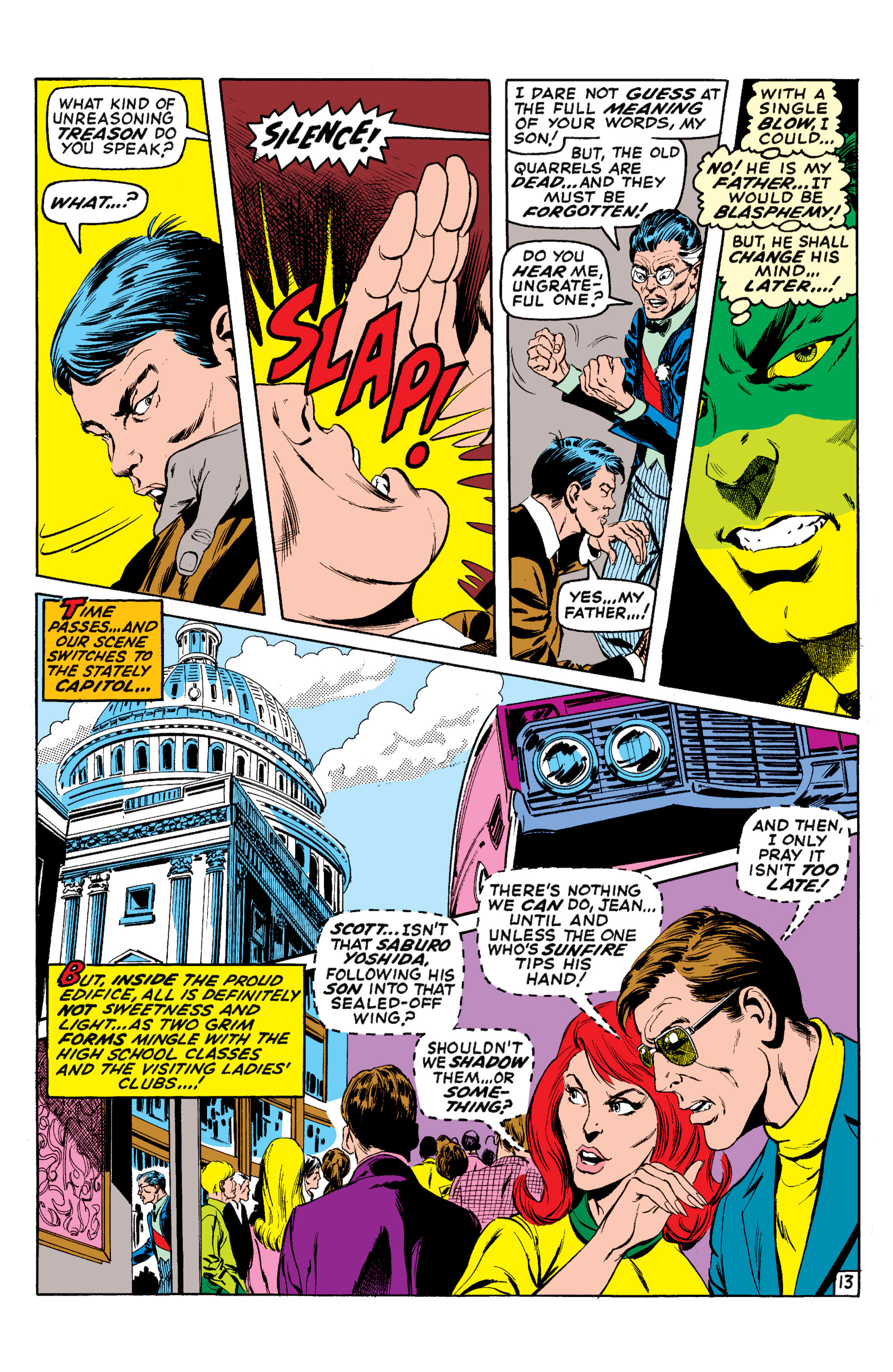 Read online Uncanny X-Men (1963) comic -  Issue #64 - 14