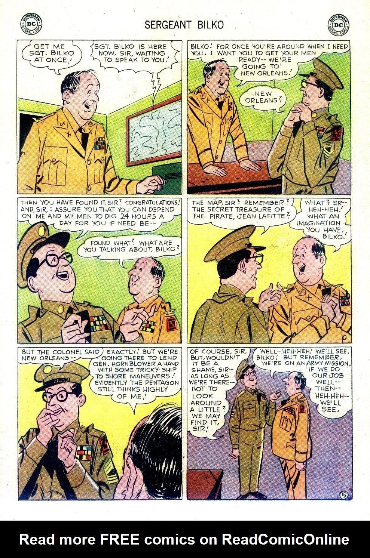 Sergeant Bilko issue 9 - Page 19