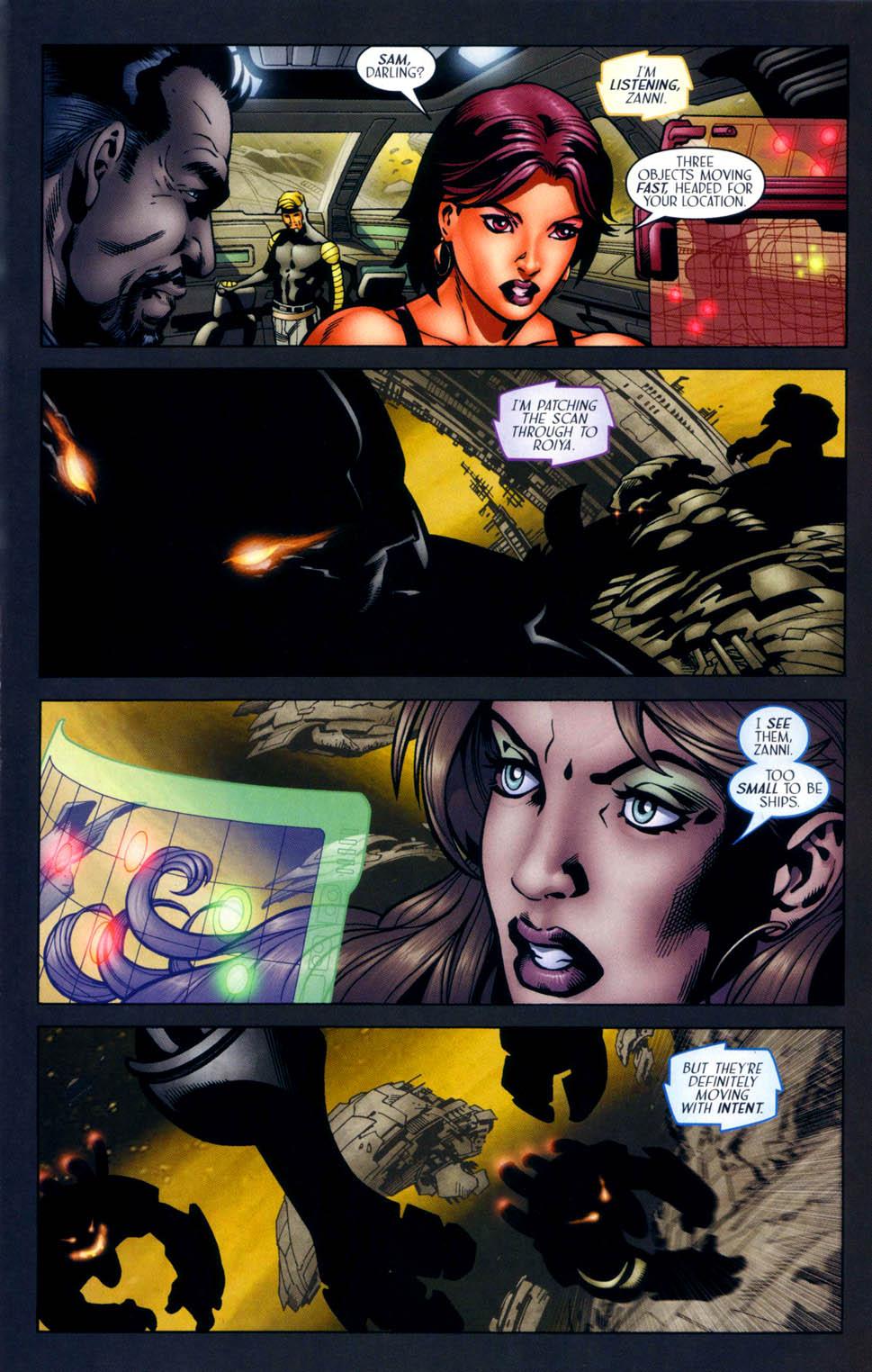 Read online Sigil (2000) comic -  Issue #33 - 13
