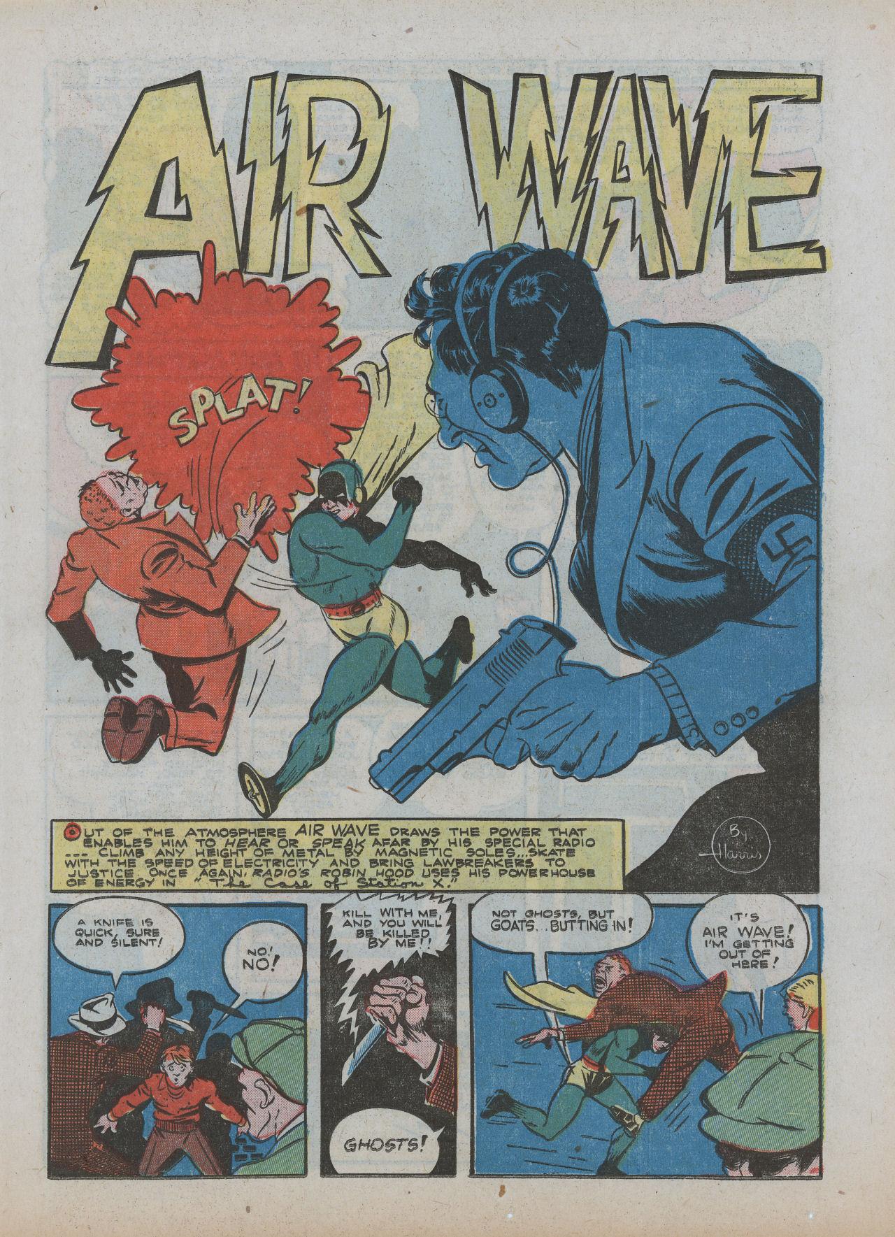 Read online Detective Comics (1937) comic -  Issue #63 - 43