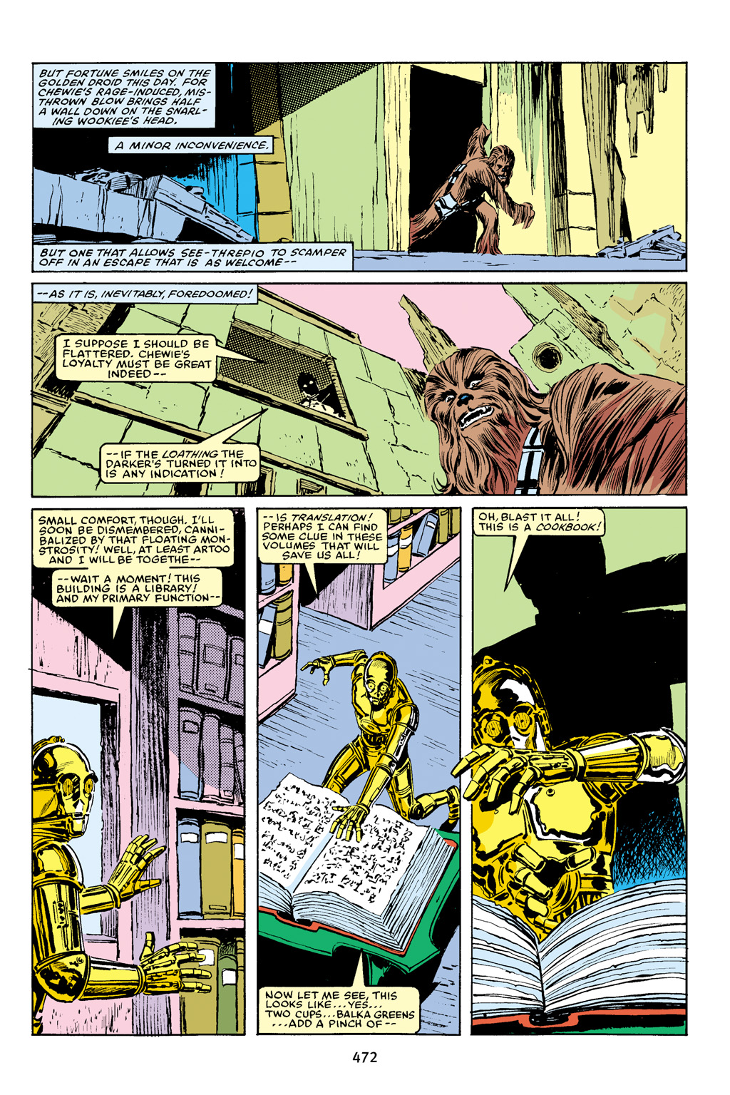 Read online Star Wars Omnibus comic -  Issue # Vol. 16 - 463