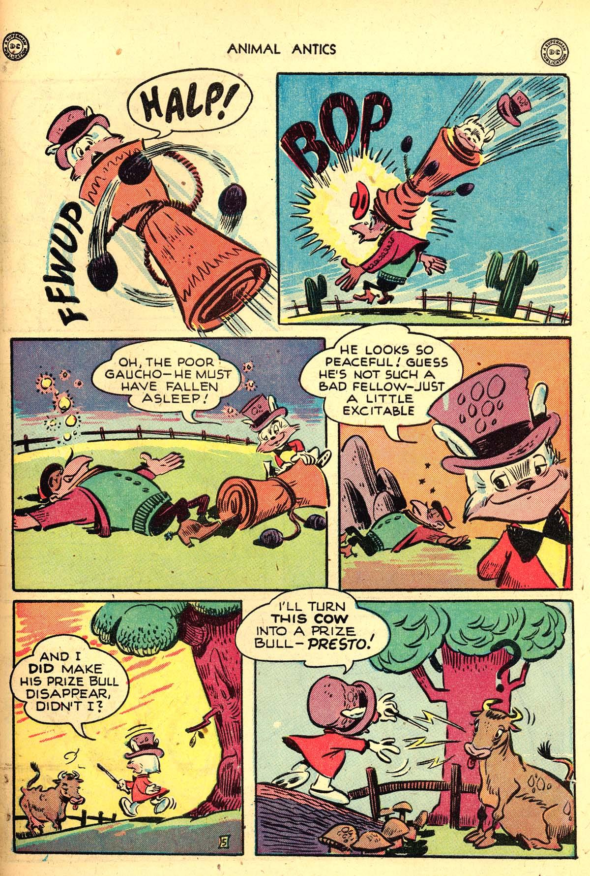 Read online Animal Antics comic -  Issue #13 - 47