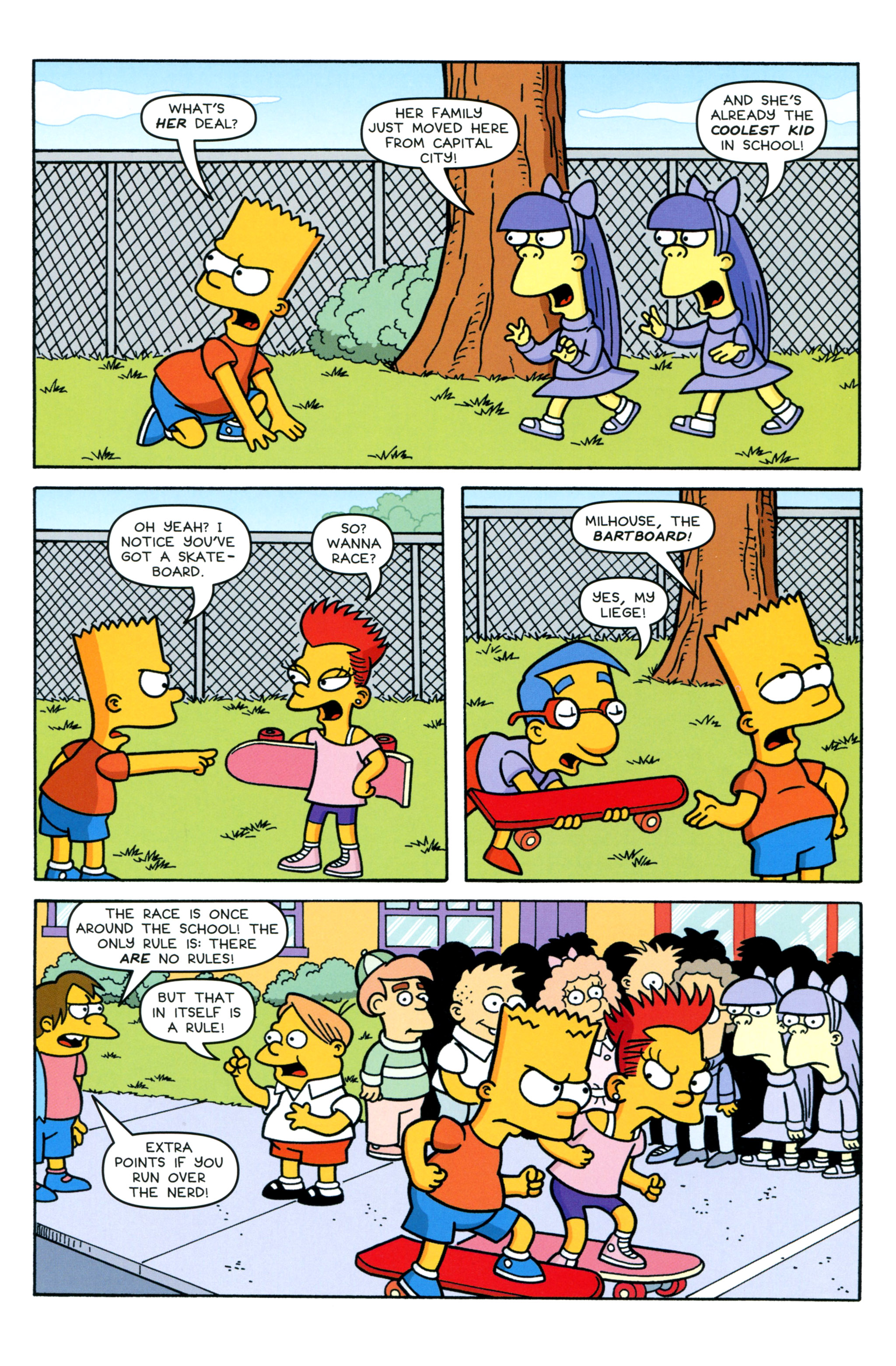 Read online Simpsons Comics Presents Bart Simpson comic -  Issue #90 - 16