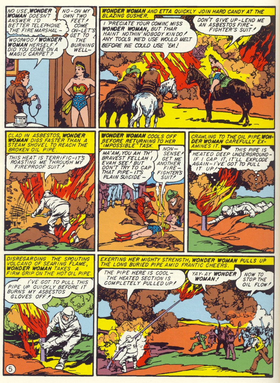 Read online Sensation (Mystery) Comics comic -  Issue #16 - 7