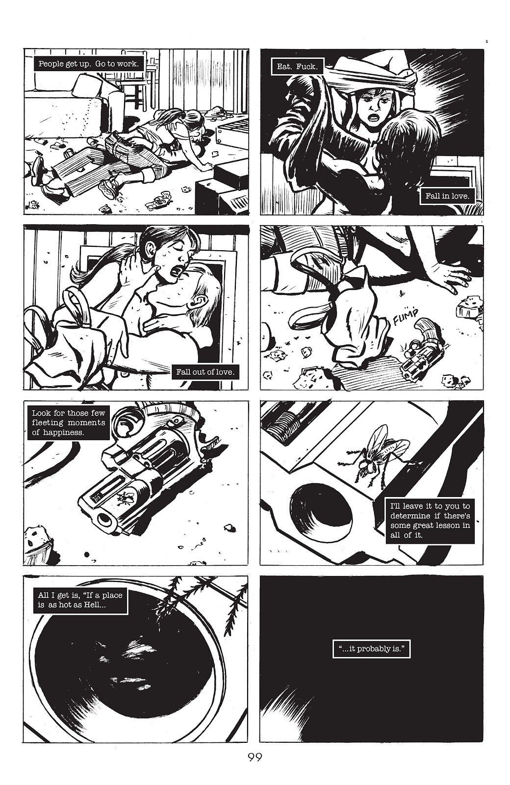 Read online Lodger comic -  Issue #5 - 21