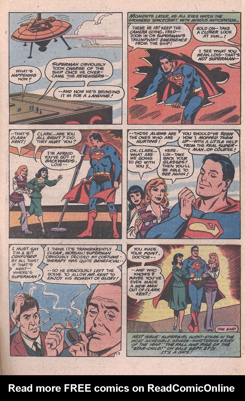 Read online Action Comics (1938) comic -  Issue #501 - 31