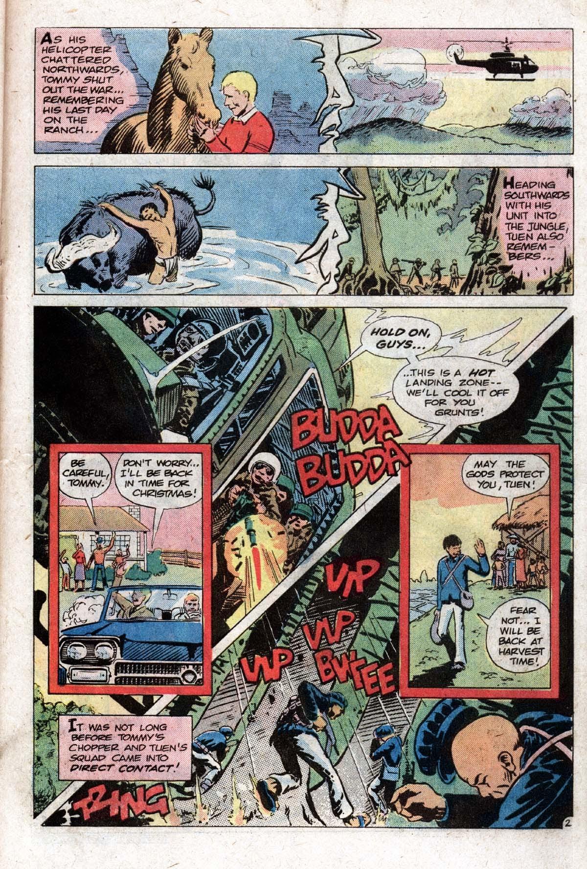 Read online Sgt. Rock comic -  Issue #320 - 21