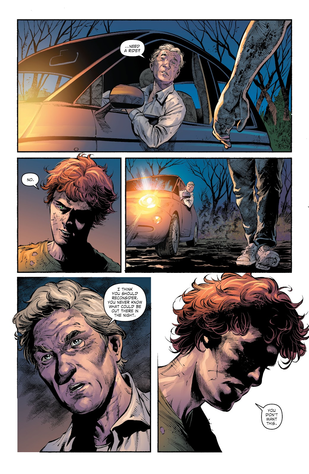 Read online The Curse of Brimstone: Ashes comic -  Issue # TPB (Part 1) - 83
