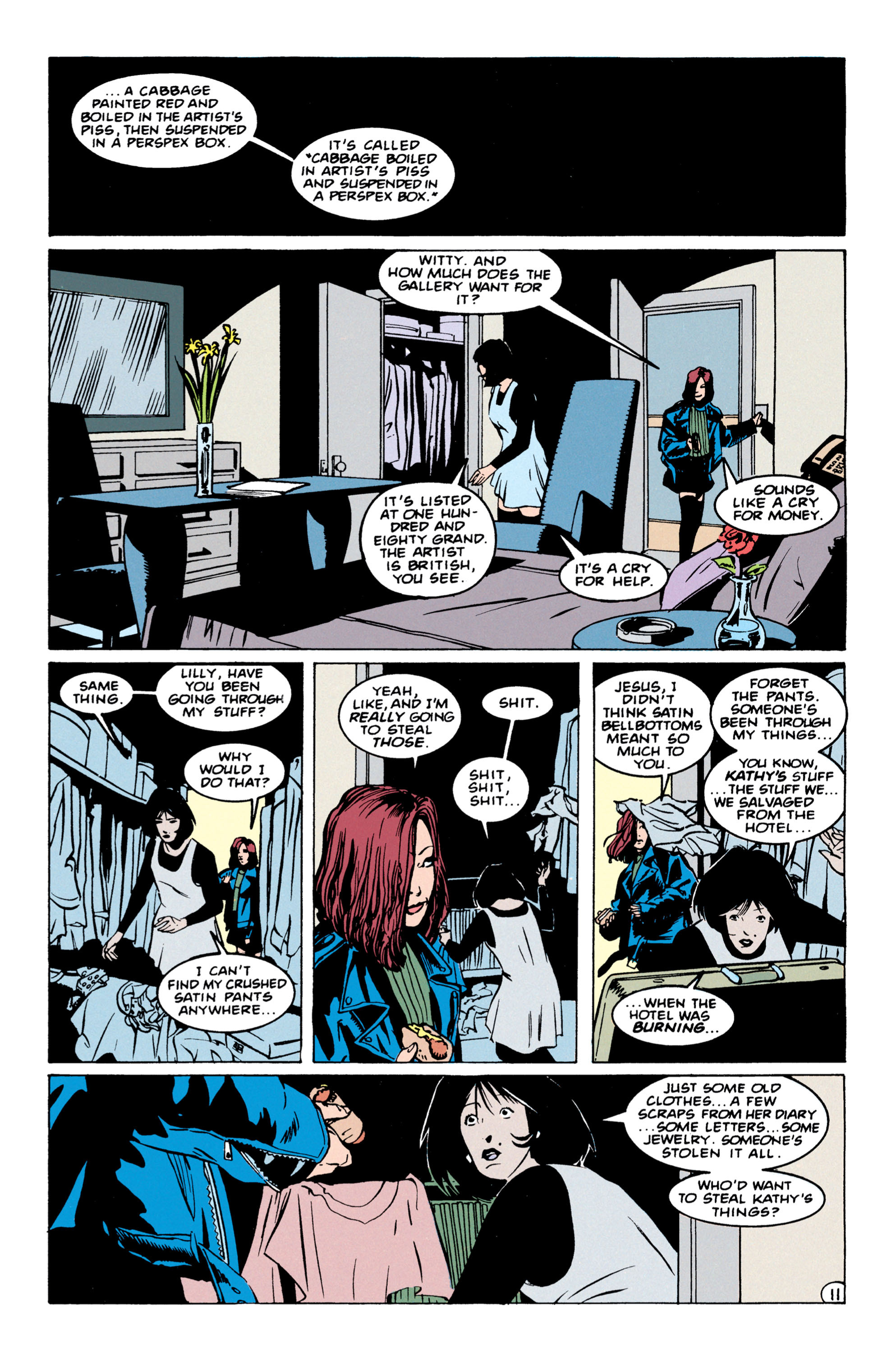 Read online Shade, the Changing Man comic -  Issue #56 - 12