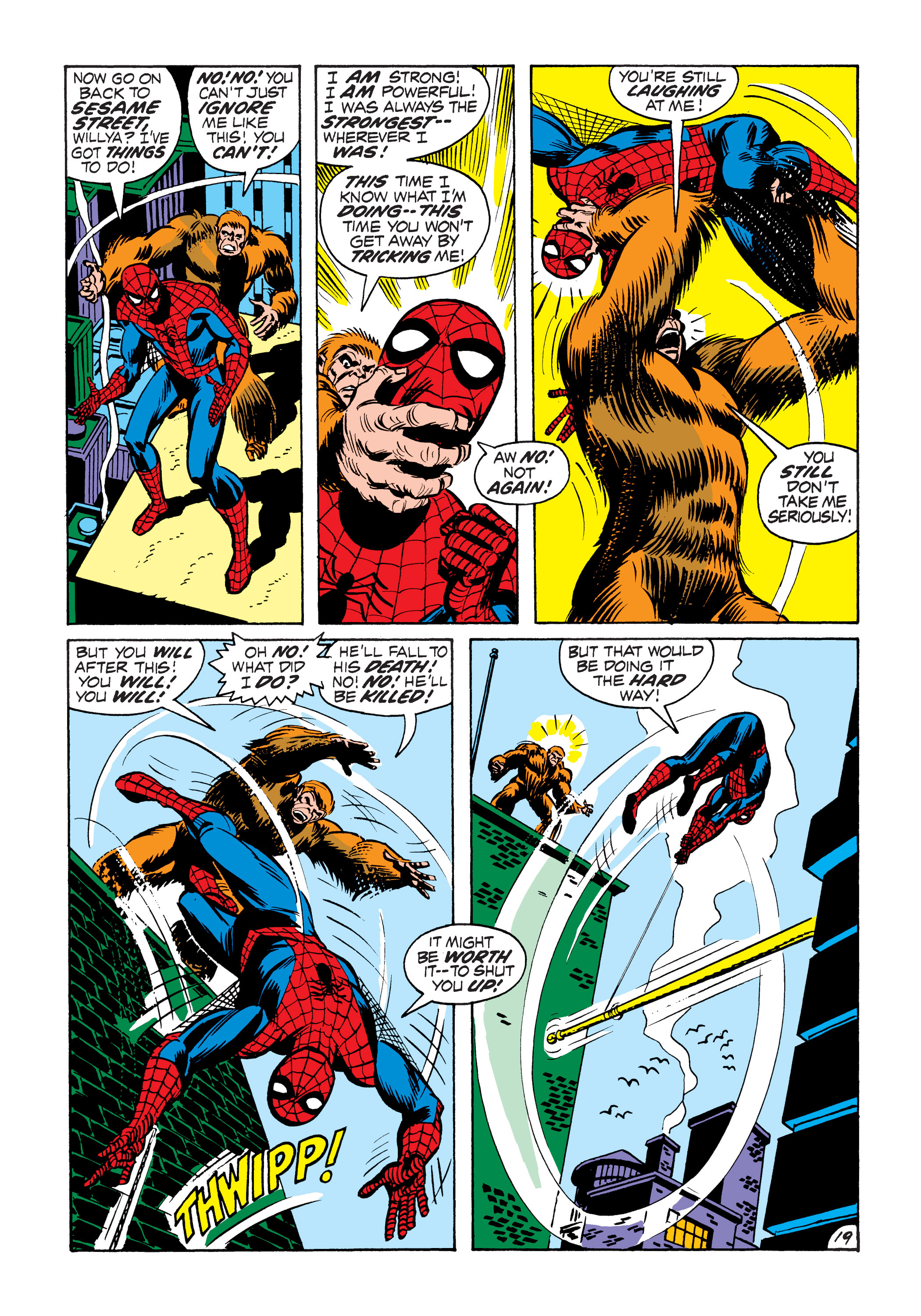 The Amazing Spider-Man (1963) 110 Page 19