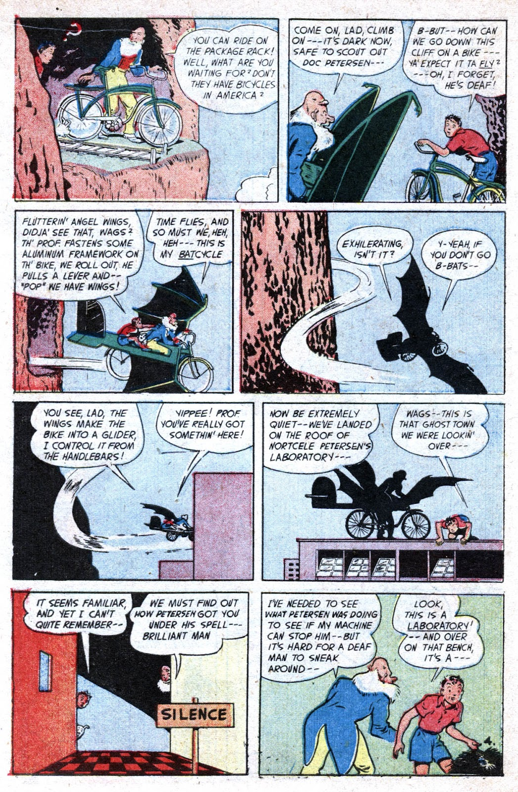 Read online Famous Funnies comic -  Issue #193 - 14