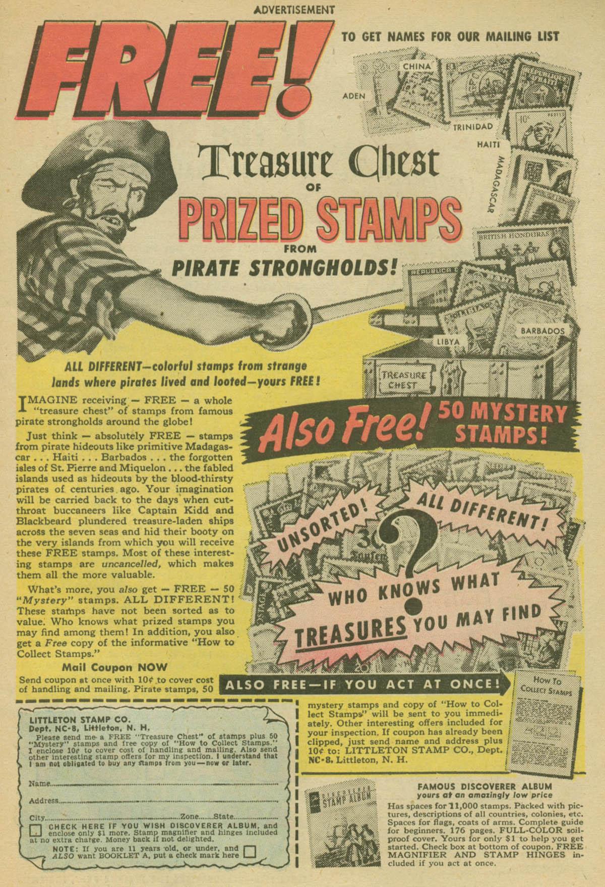 Read online Adventure Comics (1938) comic -  Issue #239 - 33