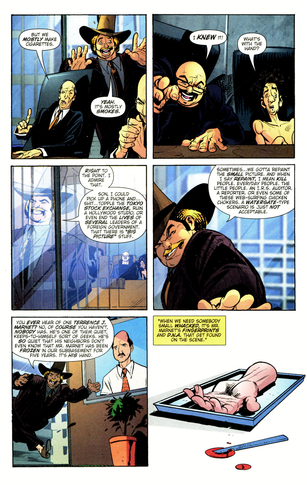 Read online Caper comic -  Issue #12 - 17