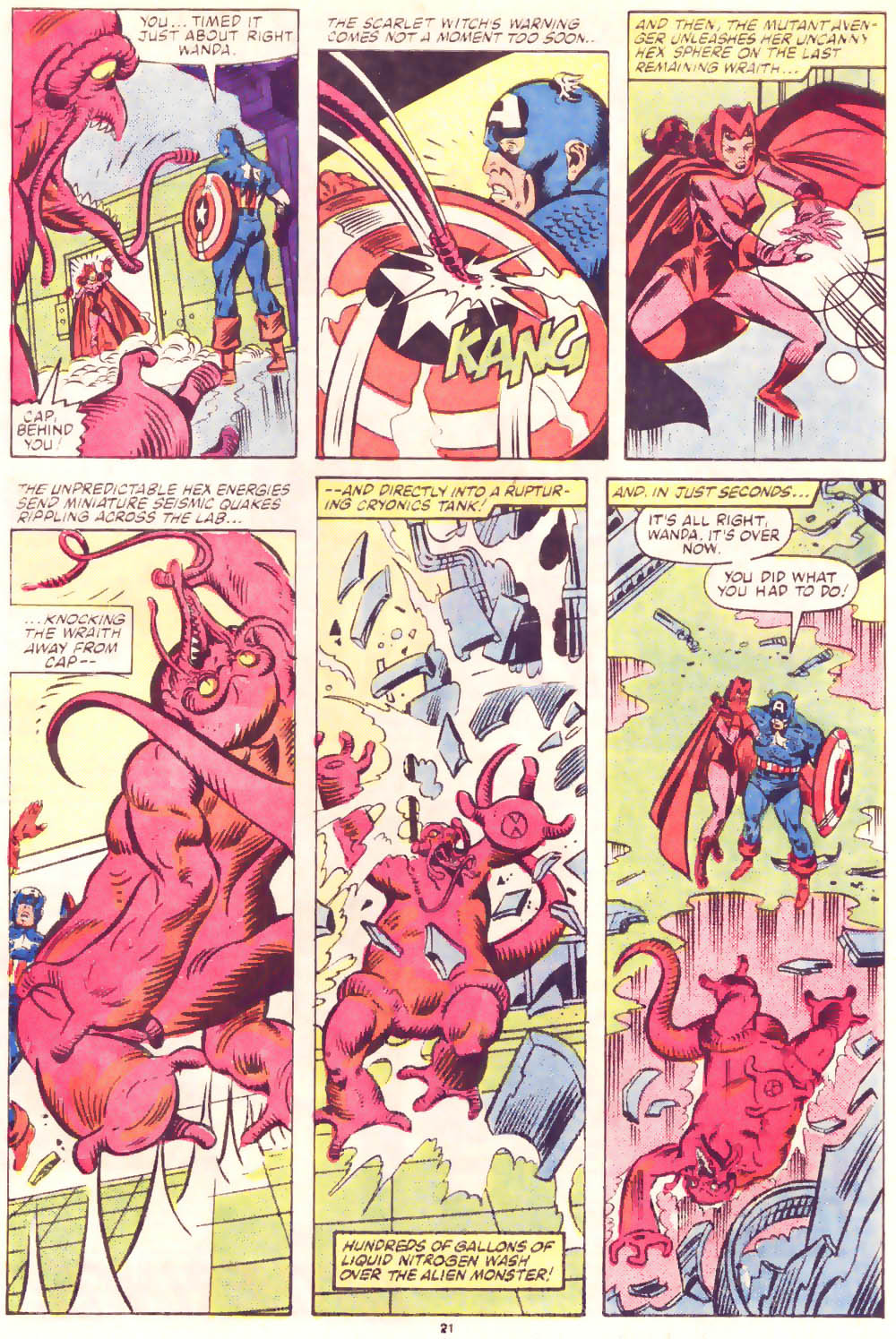 The Avengers (1963) 245 Page 21