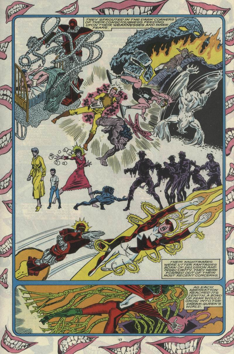 Read online Alpha Flight (1983) comic -  Issue #67 - 19