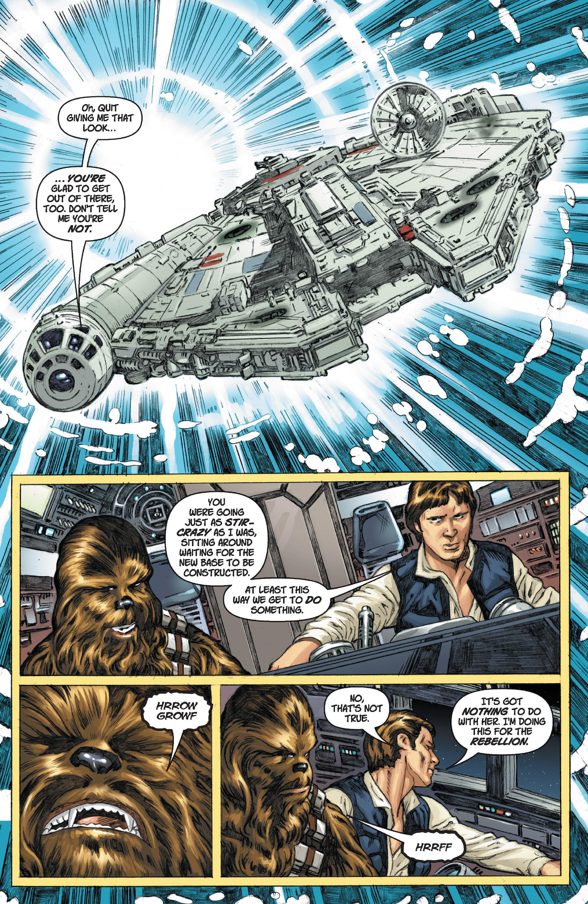 Read online Star Wars Omnibus comic -  Issue # Vol. 17 - 334