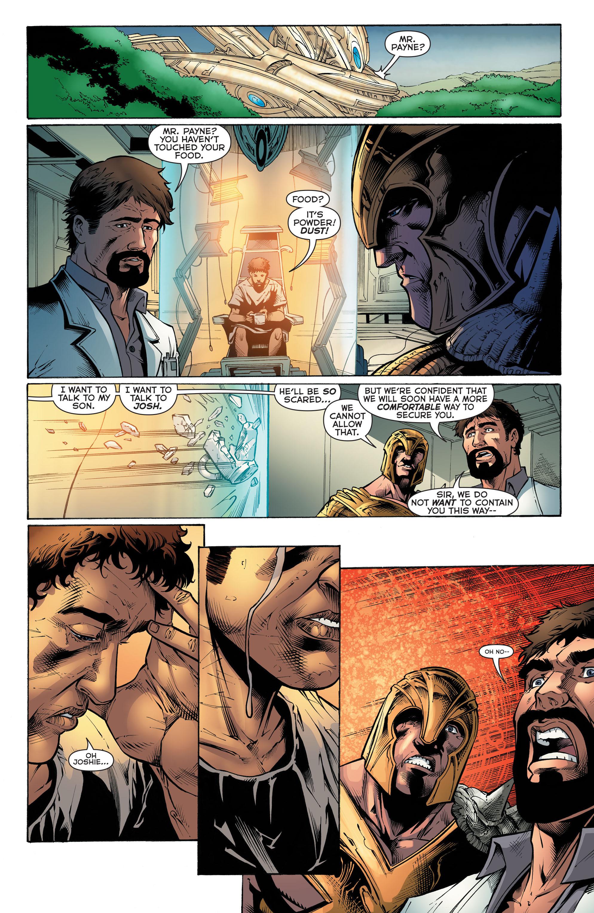 Read online Aquaman (2011) comic -  Issue #51 - 20