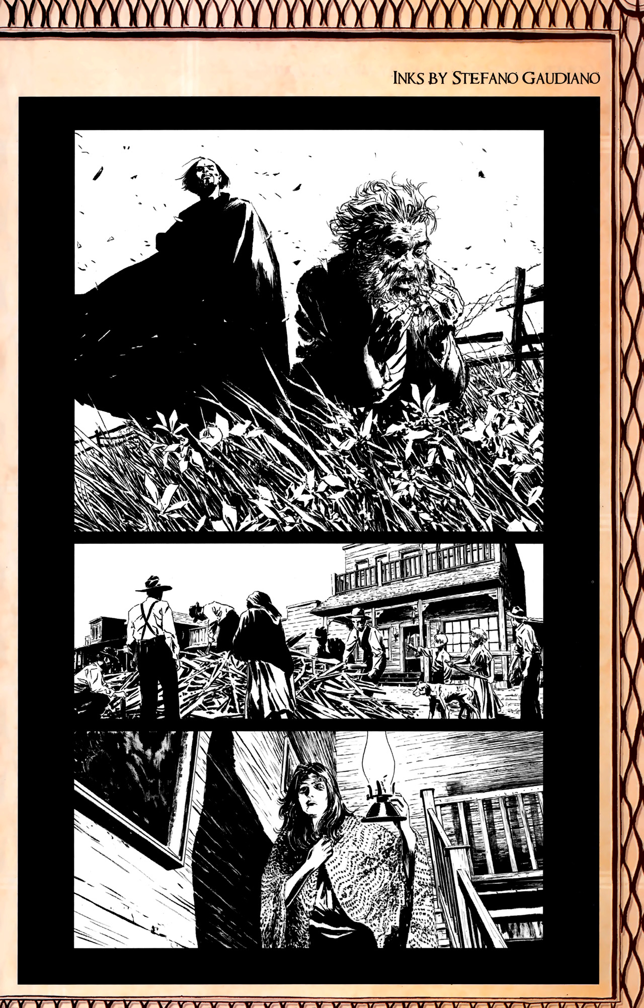 Read online Dark Tower: The Gunslinger - The Battle of Tull comic -  Issue #3 - 30