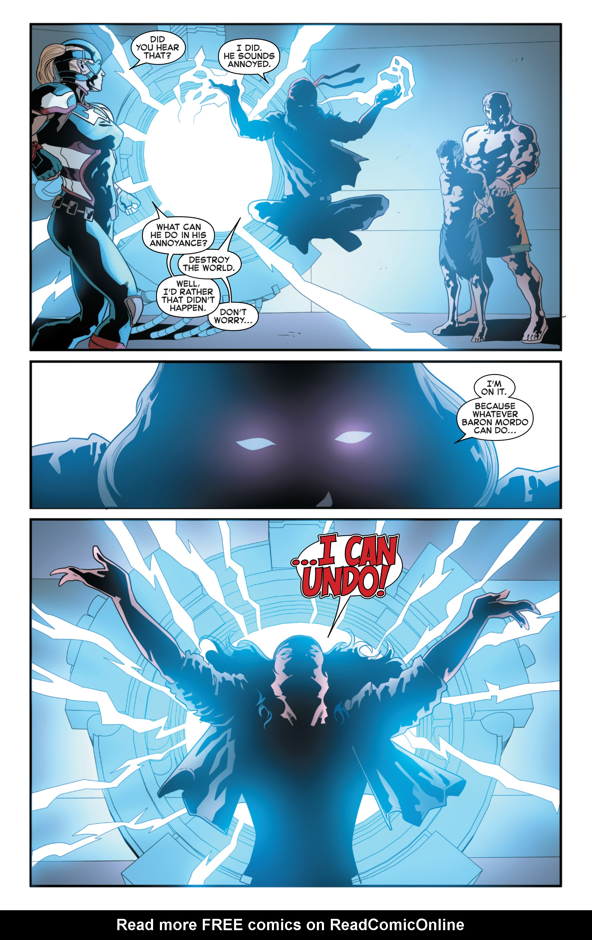 Read online Secret Wars 2099 comic -  Issue #5 - 18