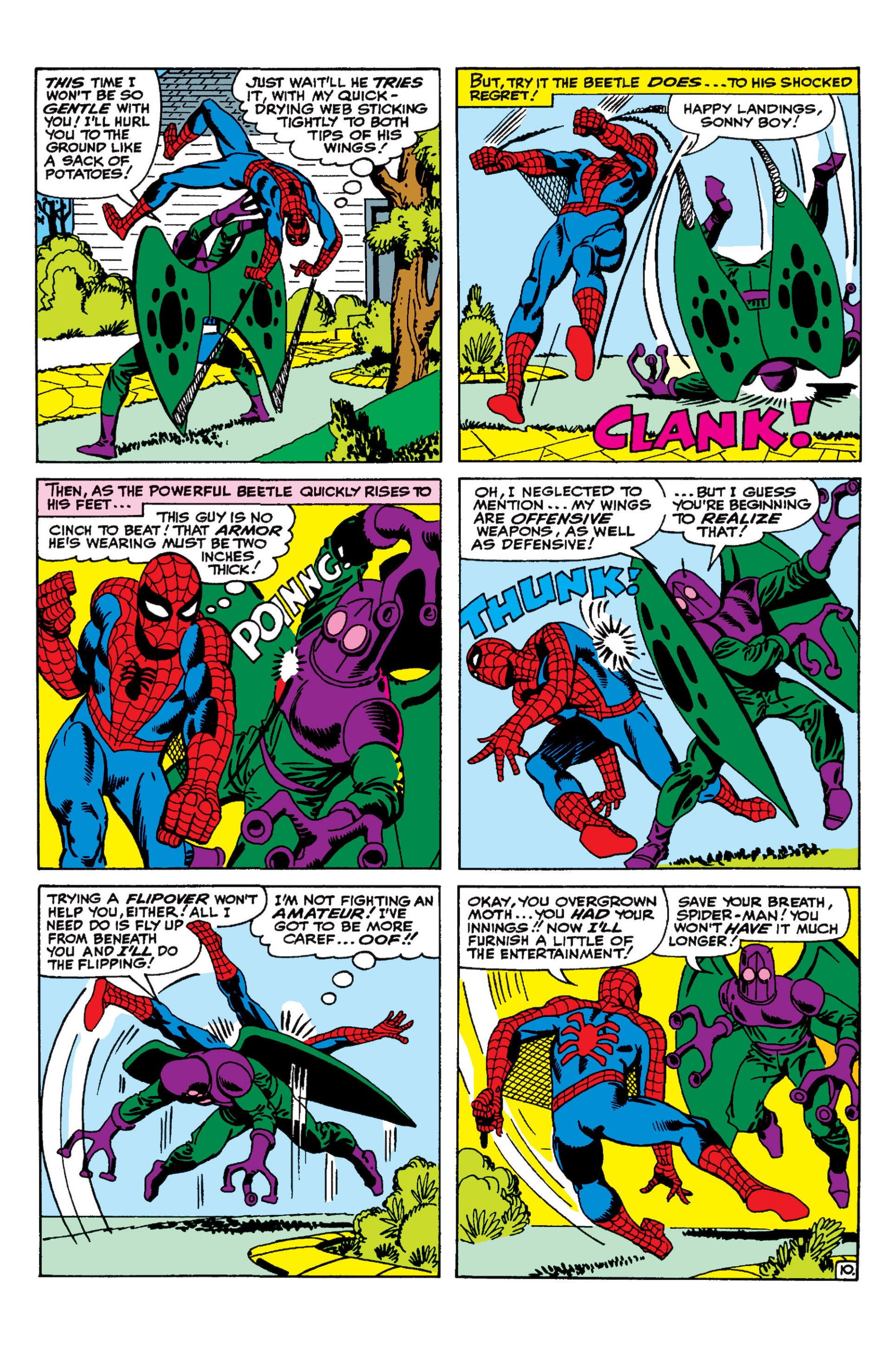 The Amazing Spider-Man (1963) 21 Page 10