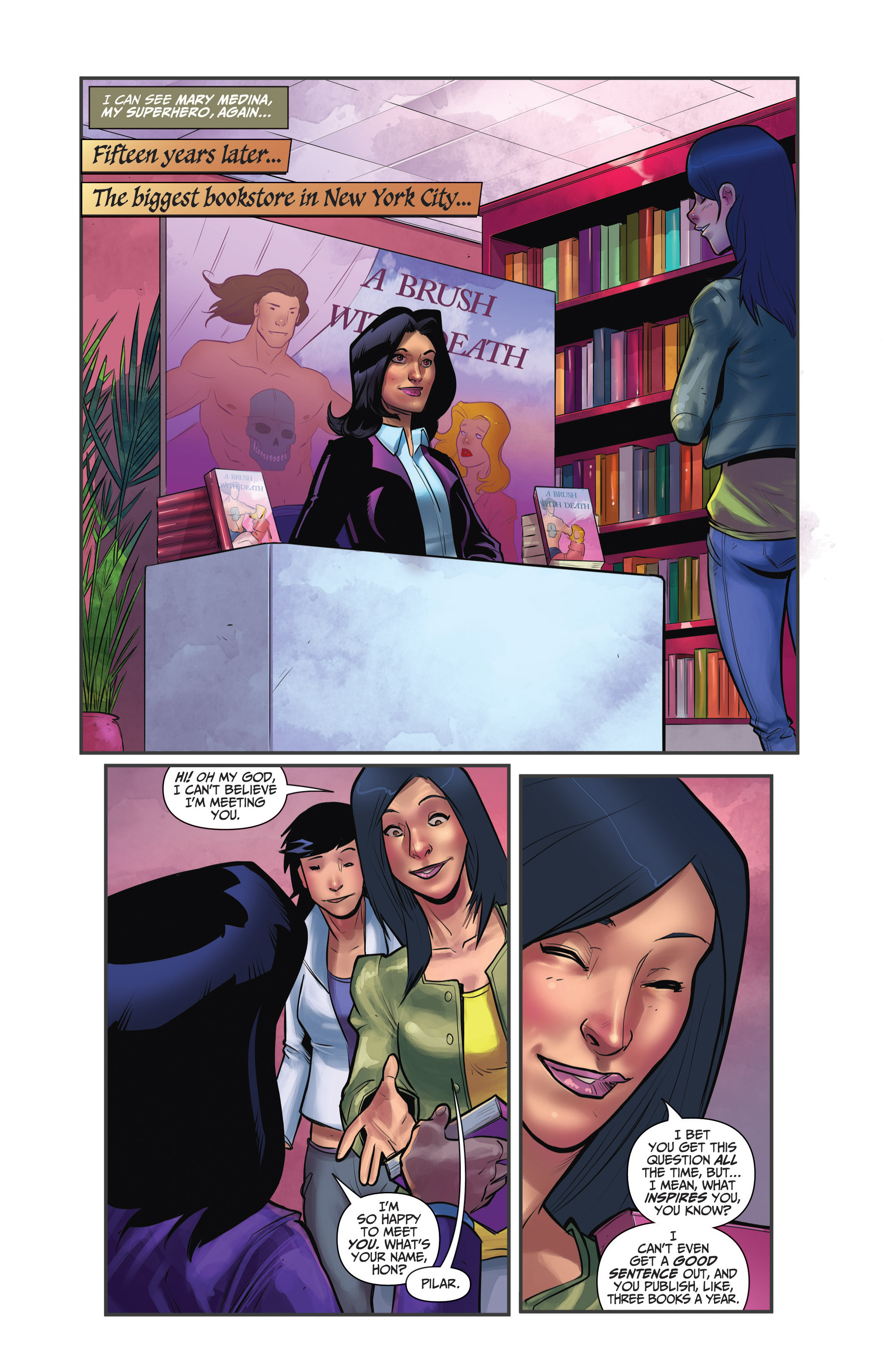 Read online Grimm Fairy Tales: Arcane Acre comic -  Issue # TPB 4 - 165