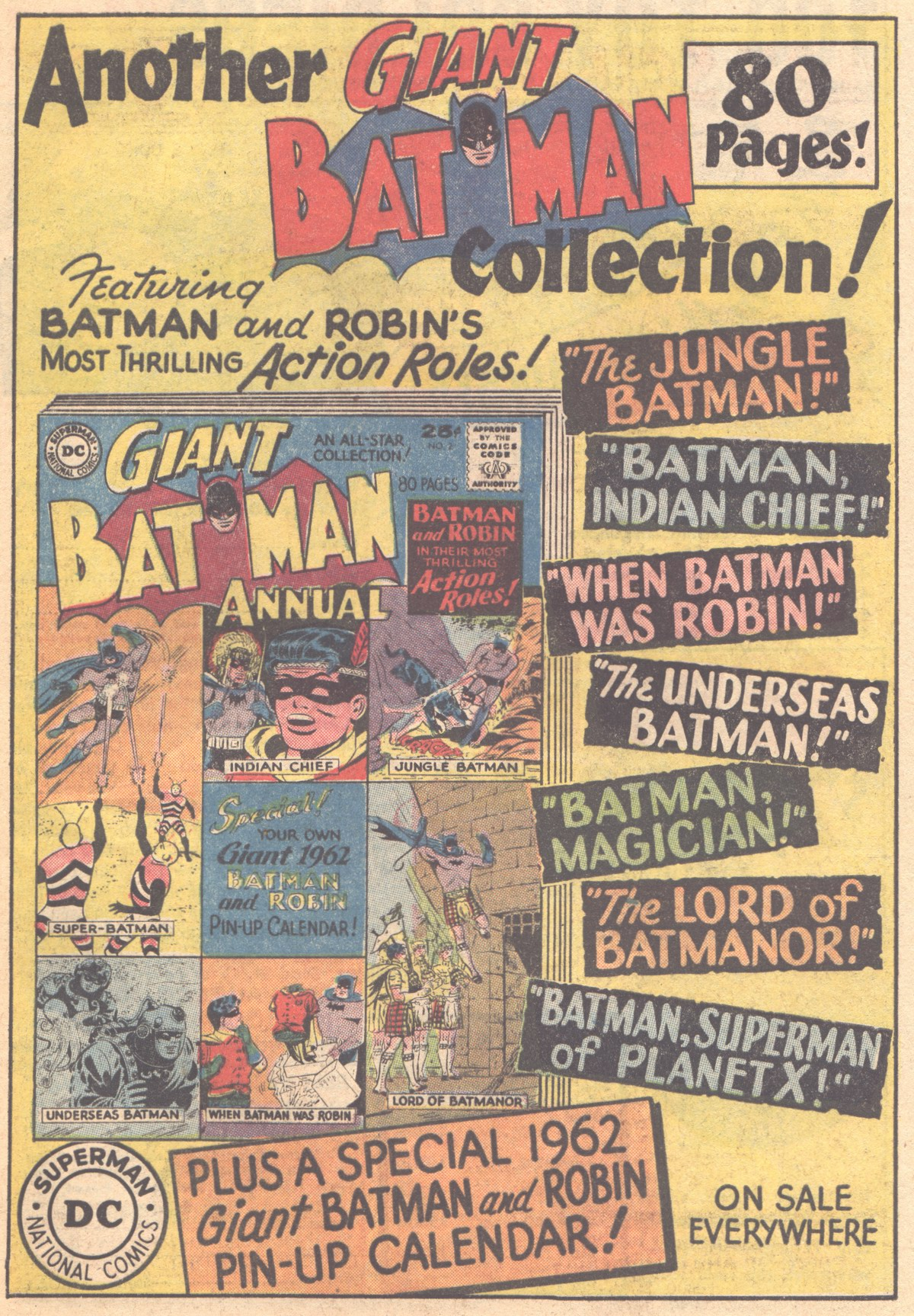 Read online Adventure Comics (1938) comic -  Issue #293 - 33