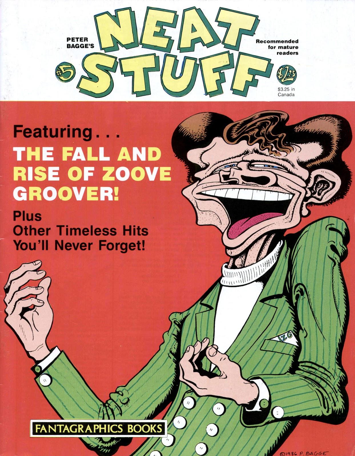Read online Neat Stuff comic -  Issue #5 - 1