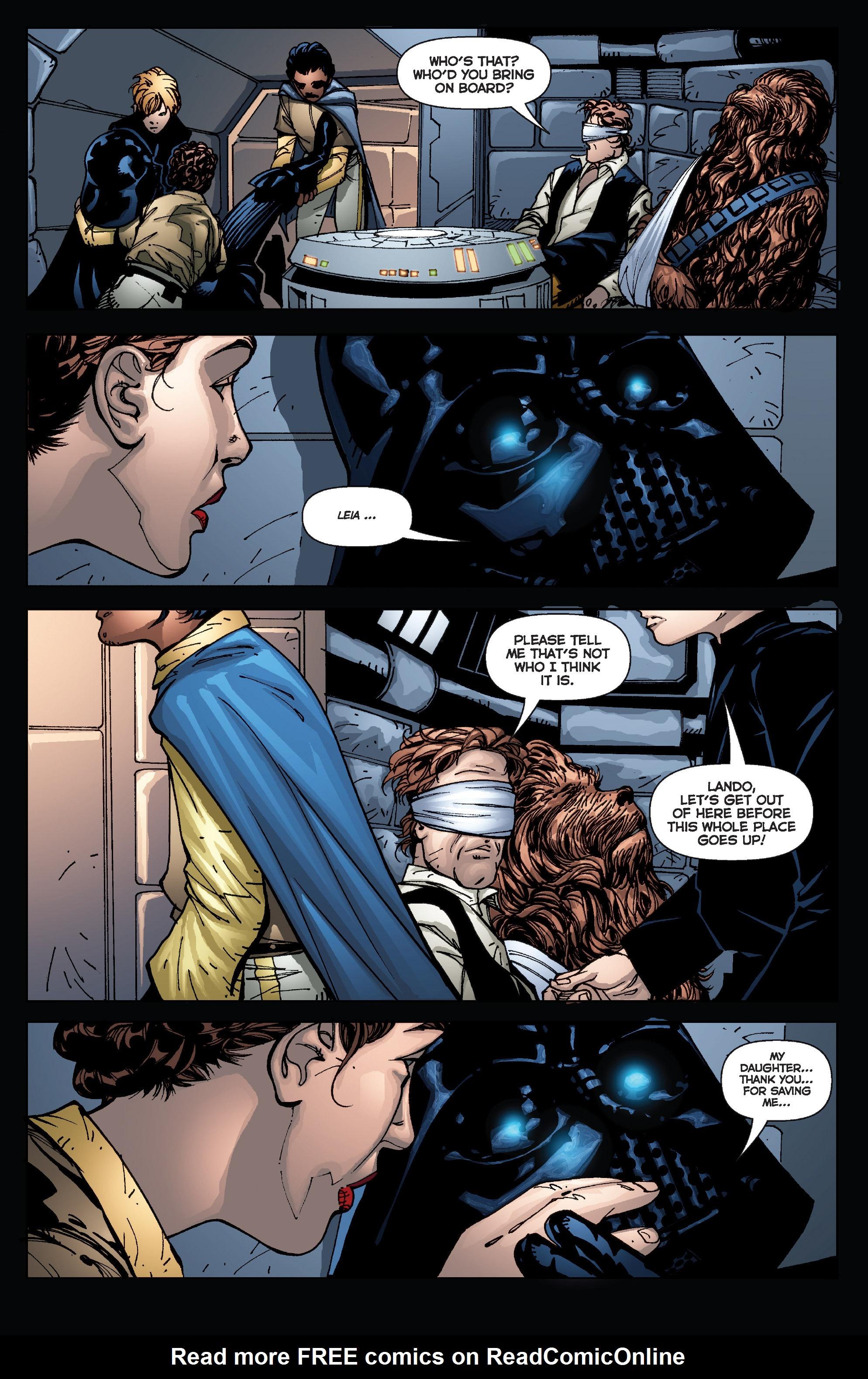 Read online Star Wars Omnibus comic -  Issue # Vol. 27 - 273