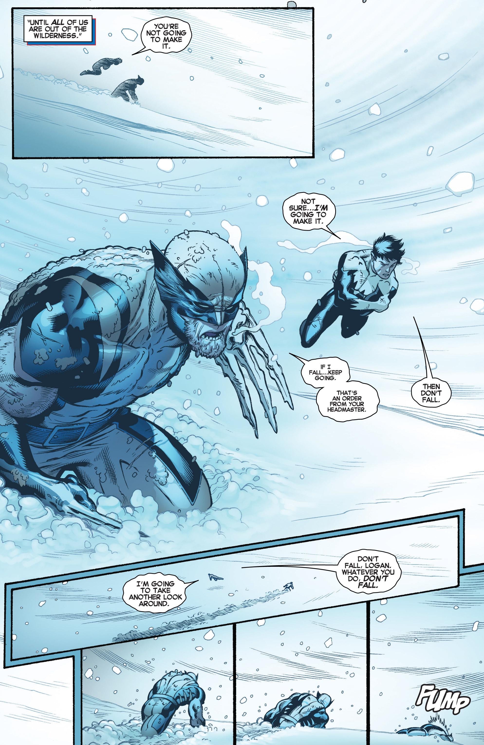 Read online Amazing X-Men (2014) comic -  Issue #4 - 17