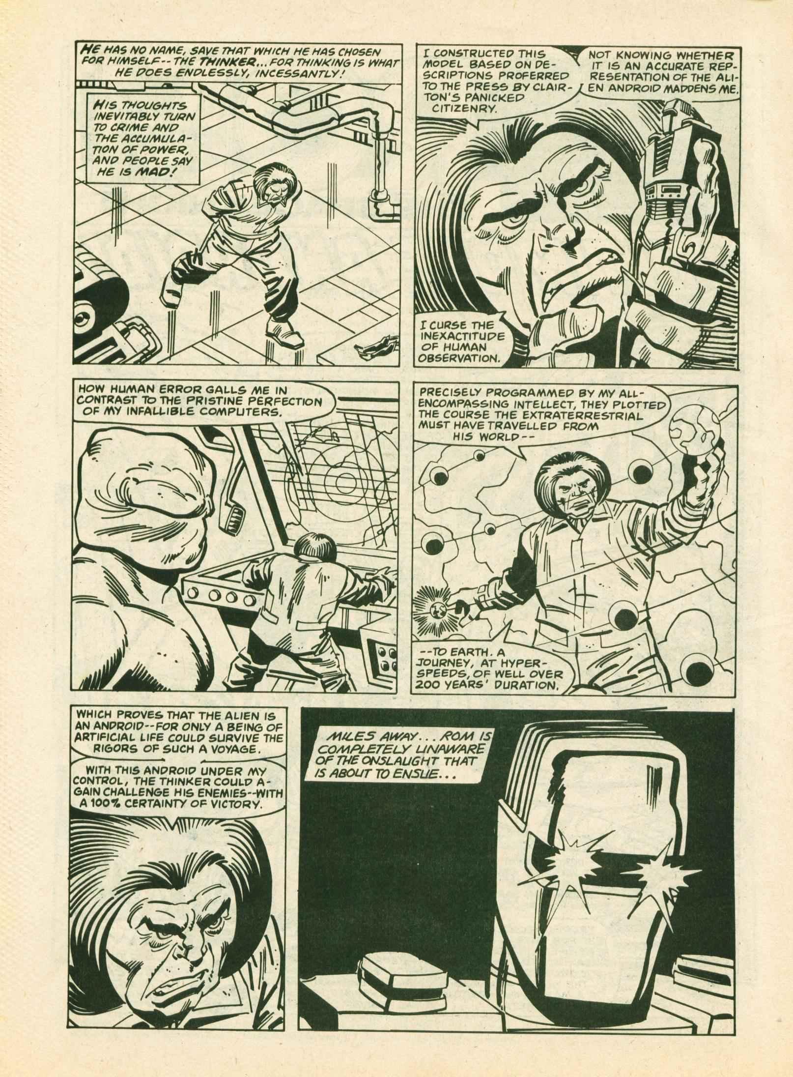 Read online Future Tense comic -  Issue #16 - 4
