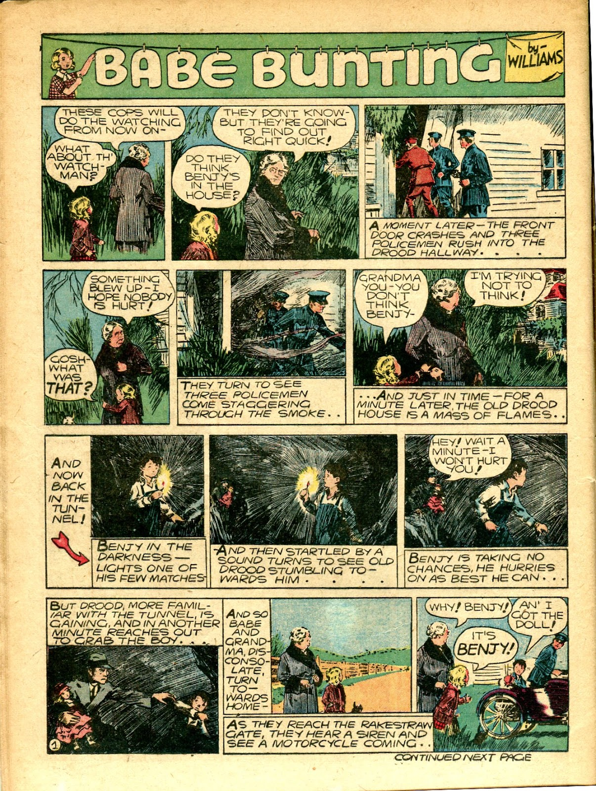 Read online Famous Funnies comic -  Issue #77 - 53
