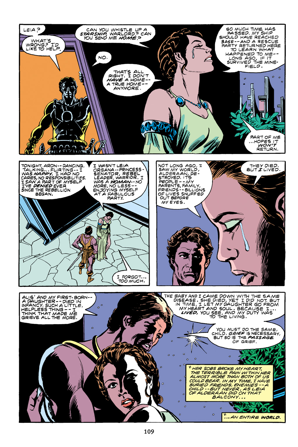 Read online Star Wars Omnibus comic -  Issue # Vol. 16 - 108