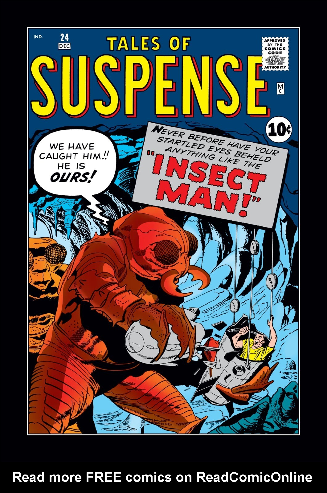 Tales of Suspense (1959) 24 Page 1